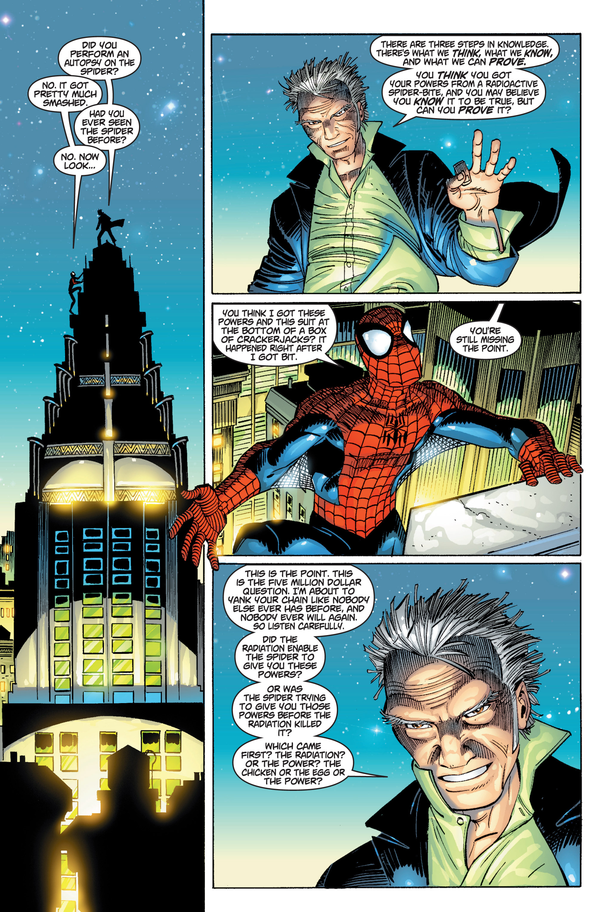 The Amazing Spider-Man (1999) 30 Page 15