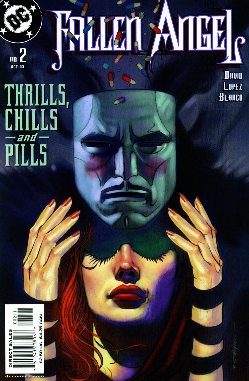 Read online Fallen Angel (2003) comic -  Issue #2 - 1