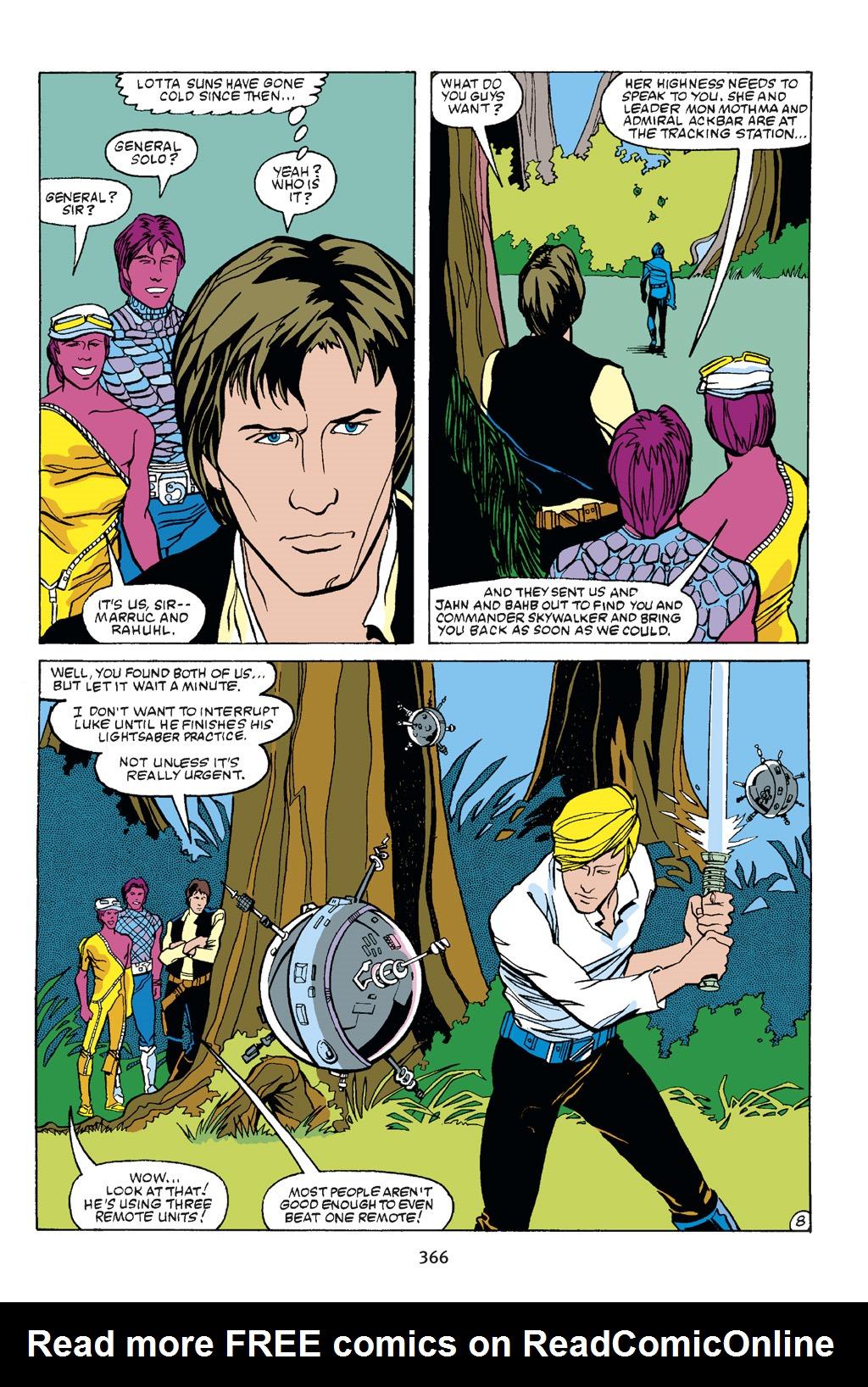 Read online Star Wars Omnibus comic -  Issue # Vol. 21.5 - 94