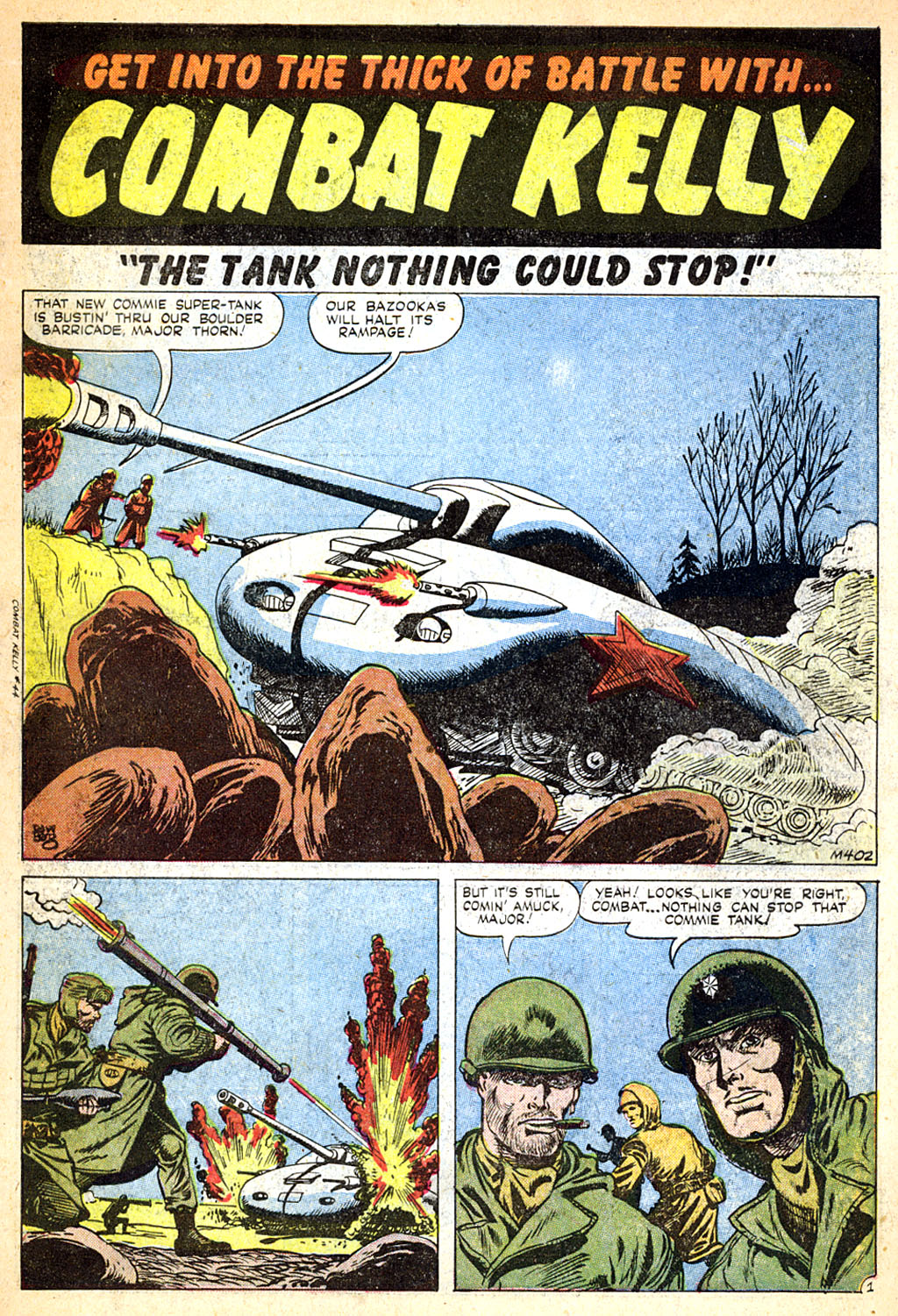 Combat Kelly (1951) issue 44 - Page 3