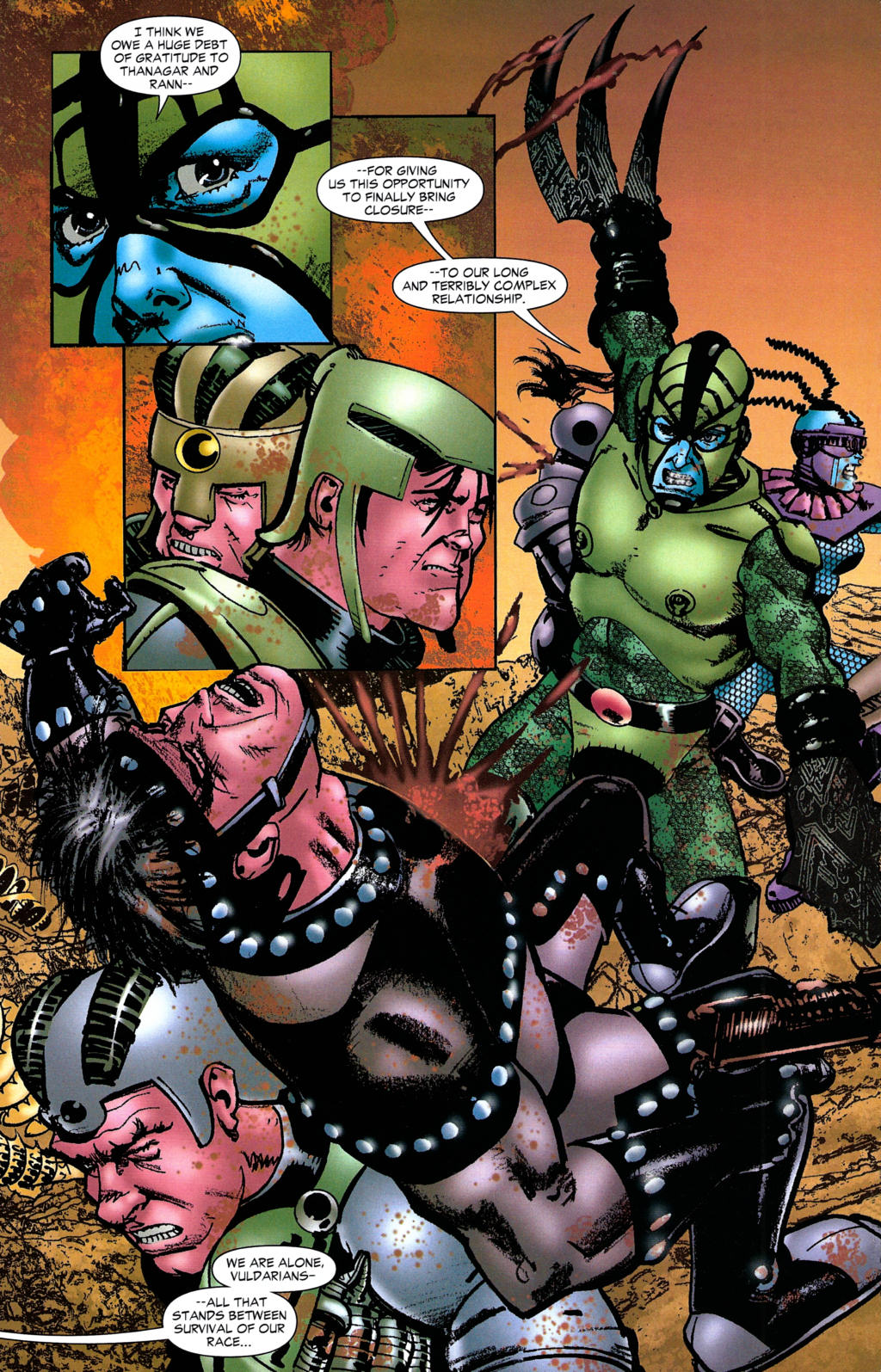 Read online Guy Gardner: Collateral Damage comic -  Issue #2 - 20