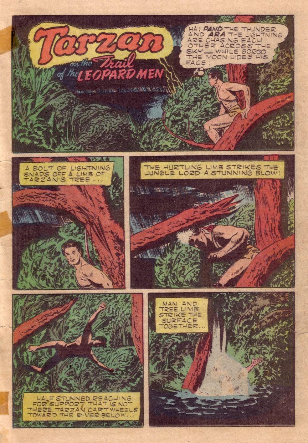 Tarzan (1948) issue 40 - Page 27