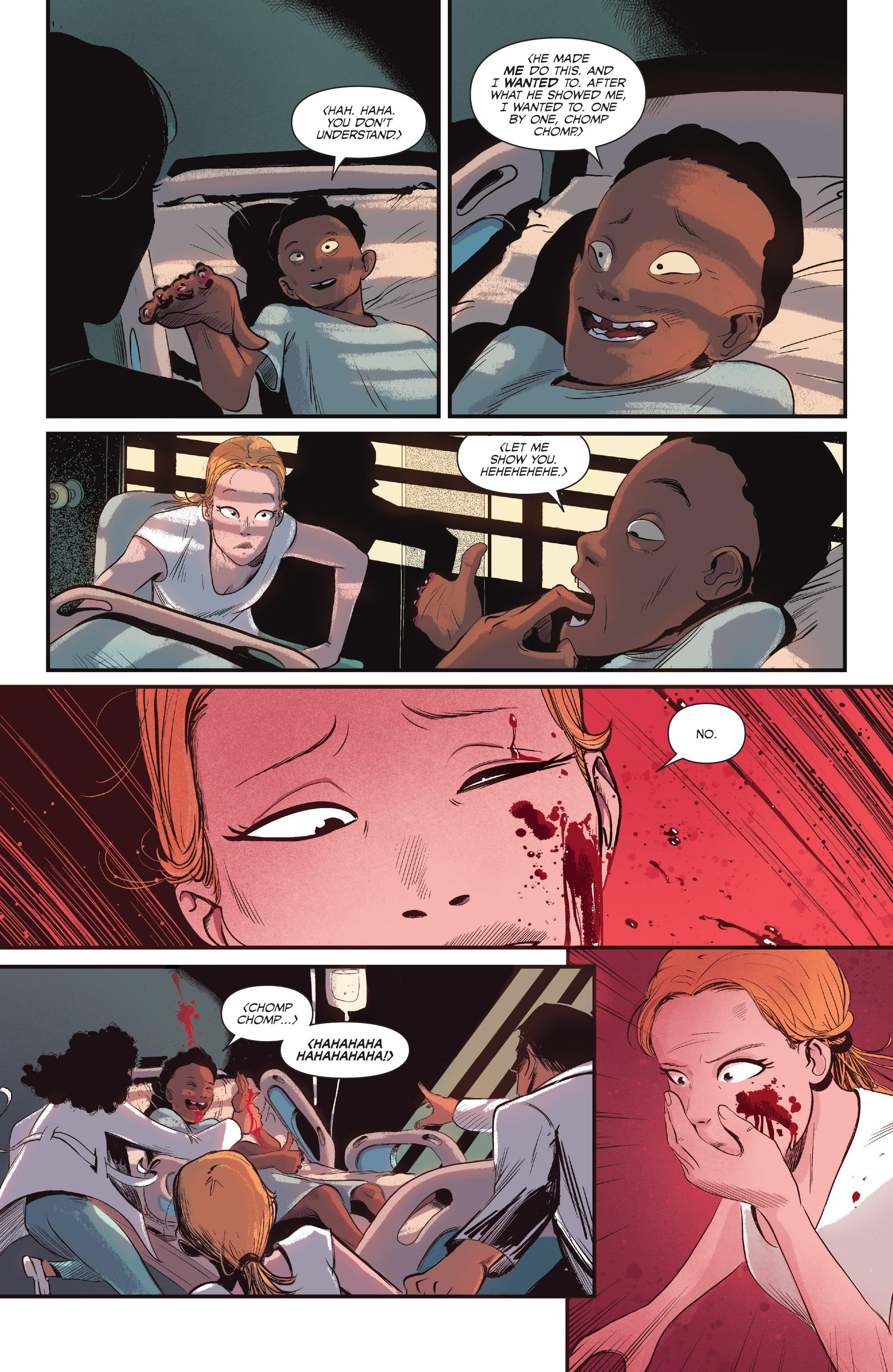 Read online Sombra comic -  Issue #1 - 15