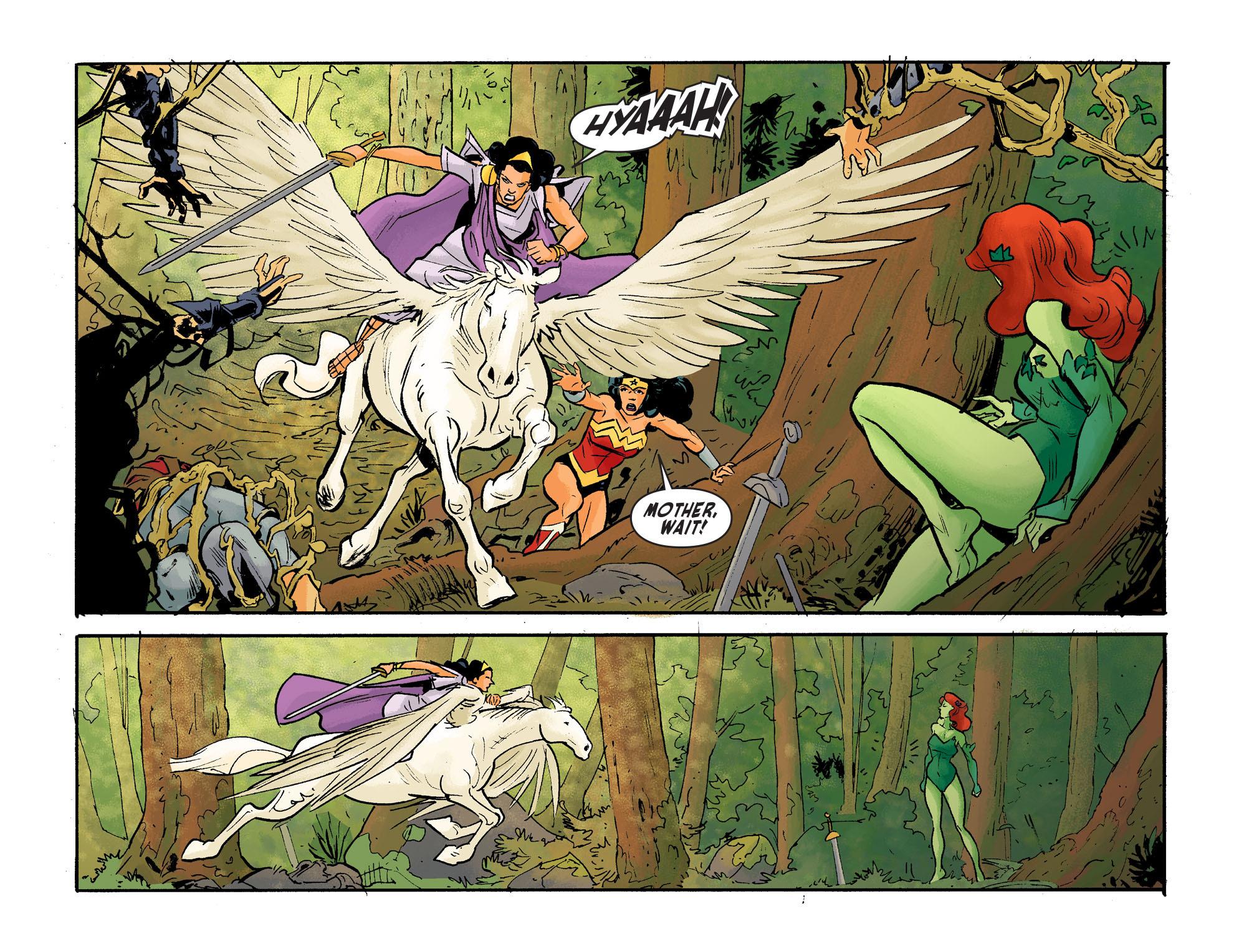 Read online Sensation Comics Featuring Wonder Woman comic -  Issue #31 - 9