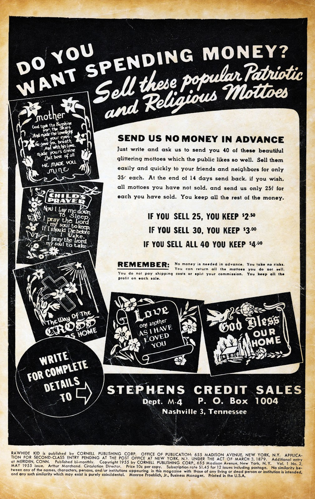 The Rawhide Kid (1955) issue 2 - Page 2