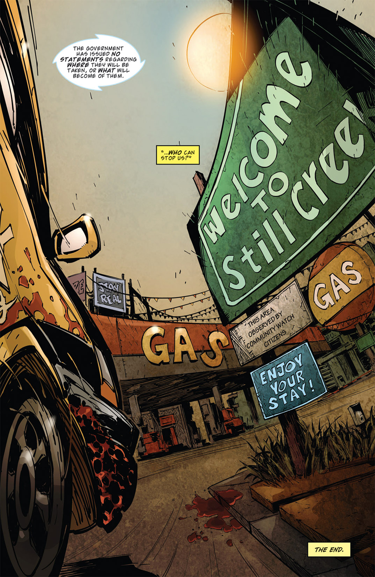 Read online Dead Rising: Road to Fortune comic -  Issue # TPB - 99