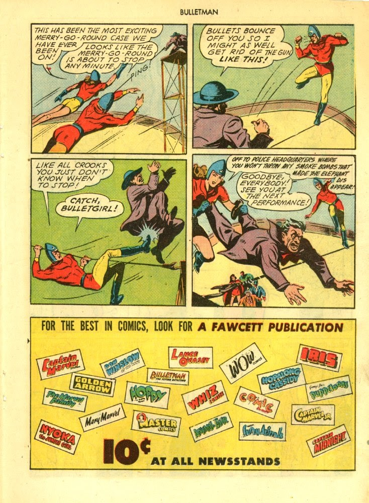 Bulletman issue 16 - Page 22