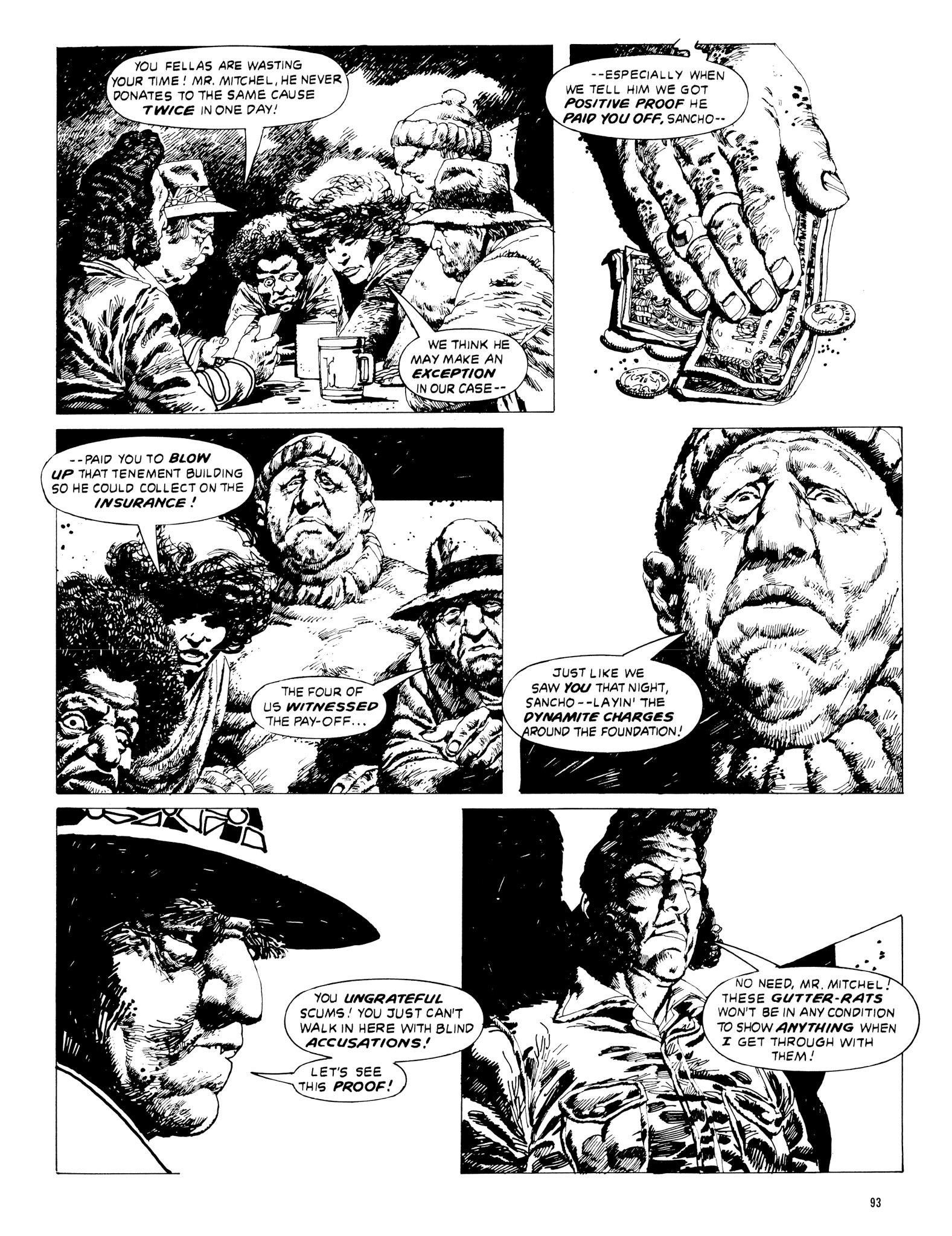 Read online Eerie Archives comic -  Issue # TPB 20 - 93