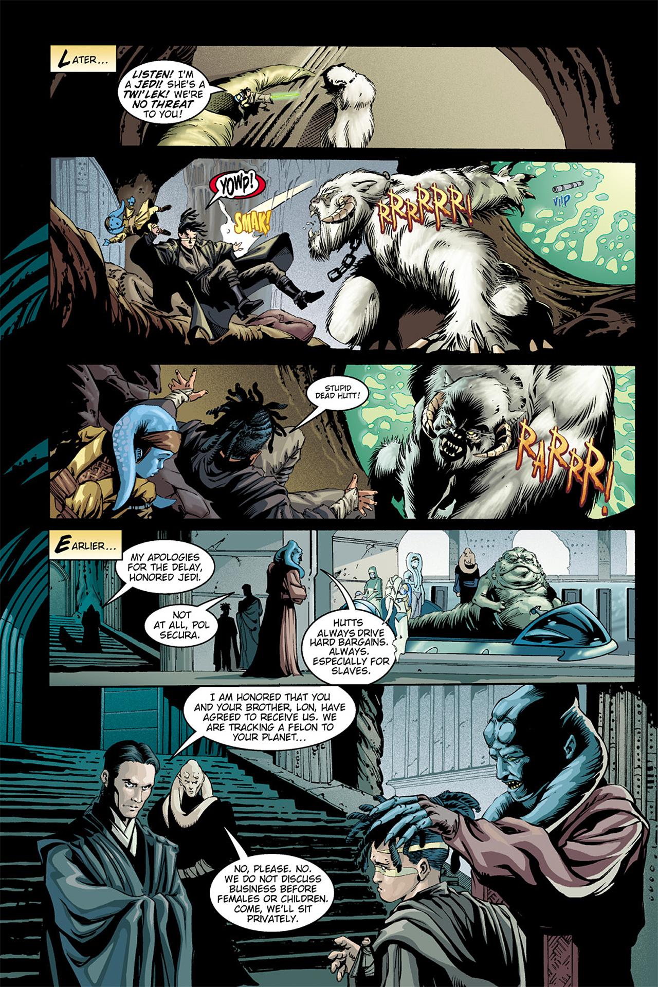 Read online Star Wars Omnibus comic -  Issue # Vol. 15.5 - 135