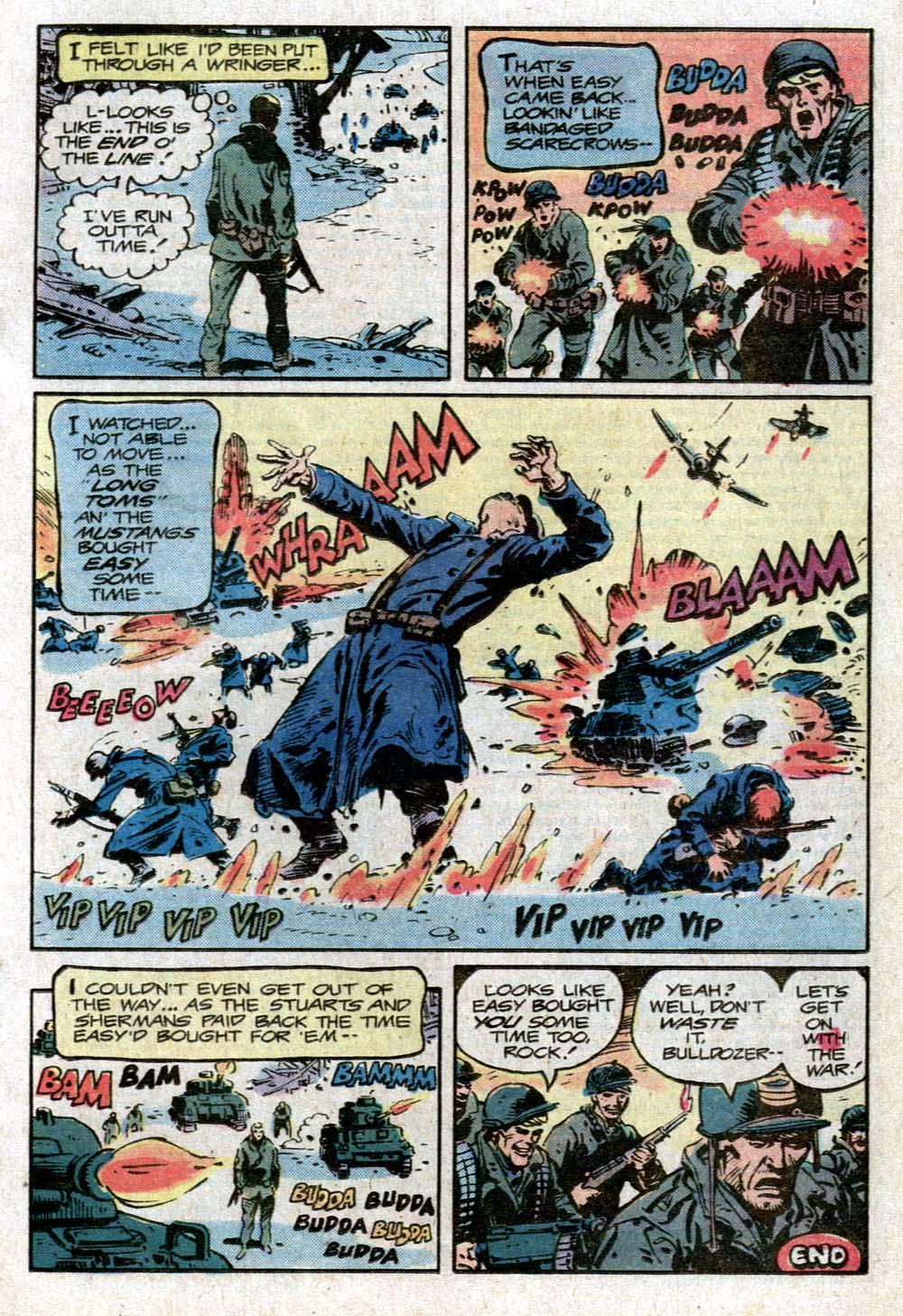 Read online Sgt. Rock comic -  Issue #352 - 15