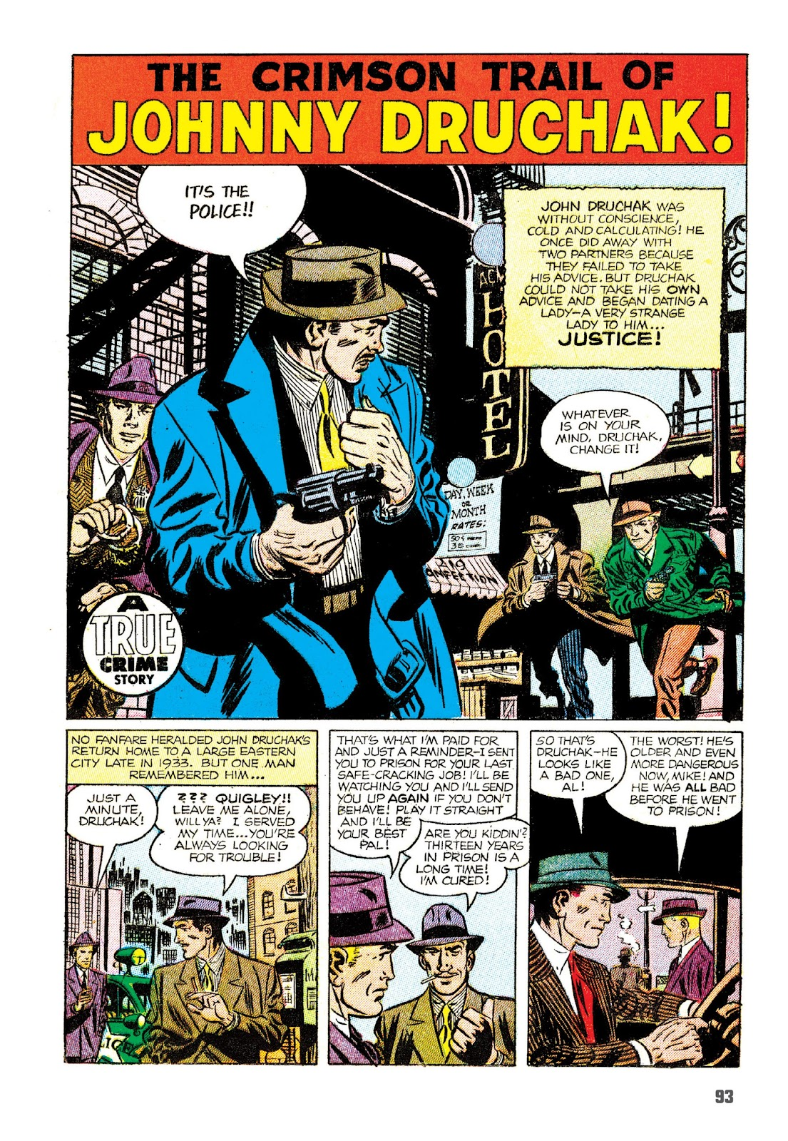Read online The Joe Kubert Archives comic -  Issue # TPB (Part 2) - 4