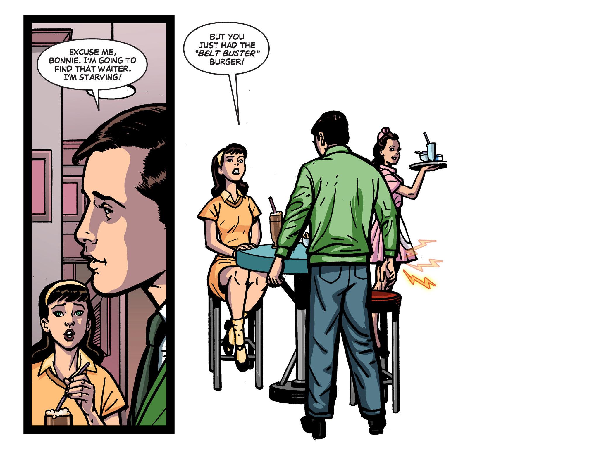 Read online Batman '66 Meets the Green Hornet [II] comic -  Issue #1 - 84