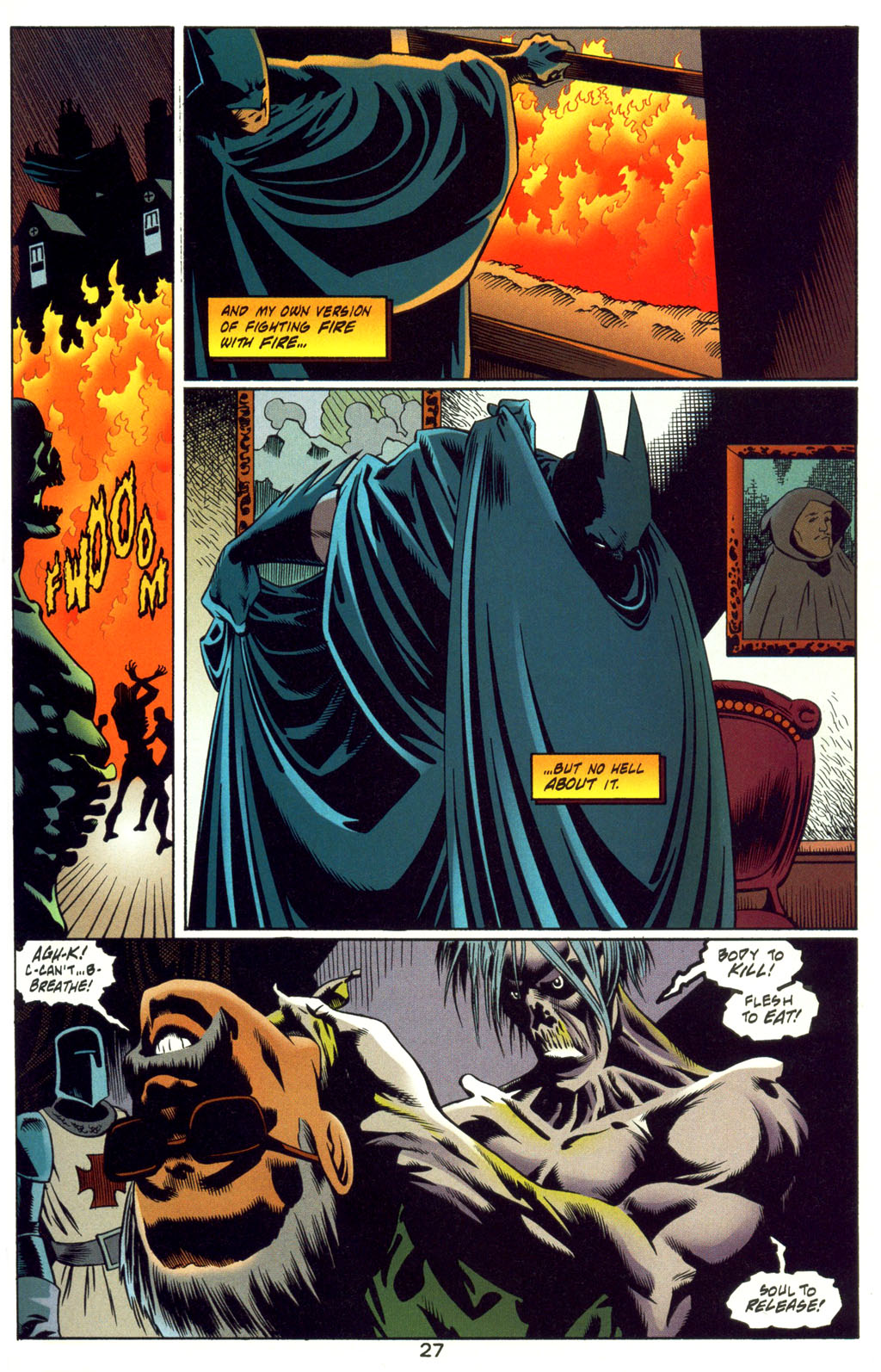 Read online Batman: Haunted Gotham comic -  Issue #4 - 27