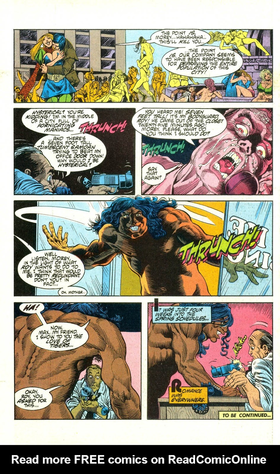 American Flagg! issue 21 - Page 31