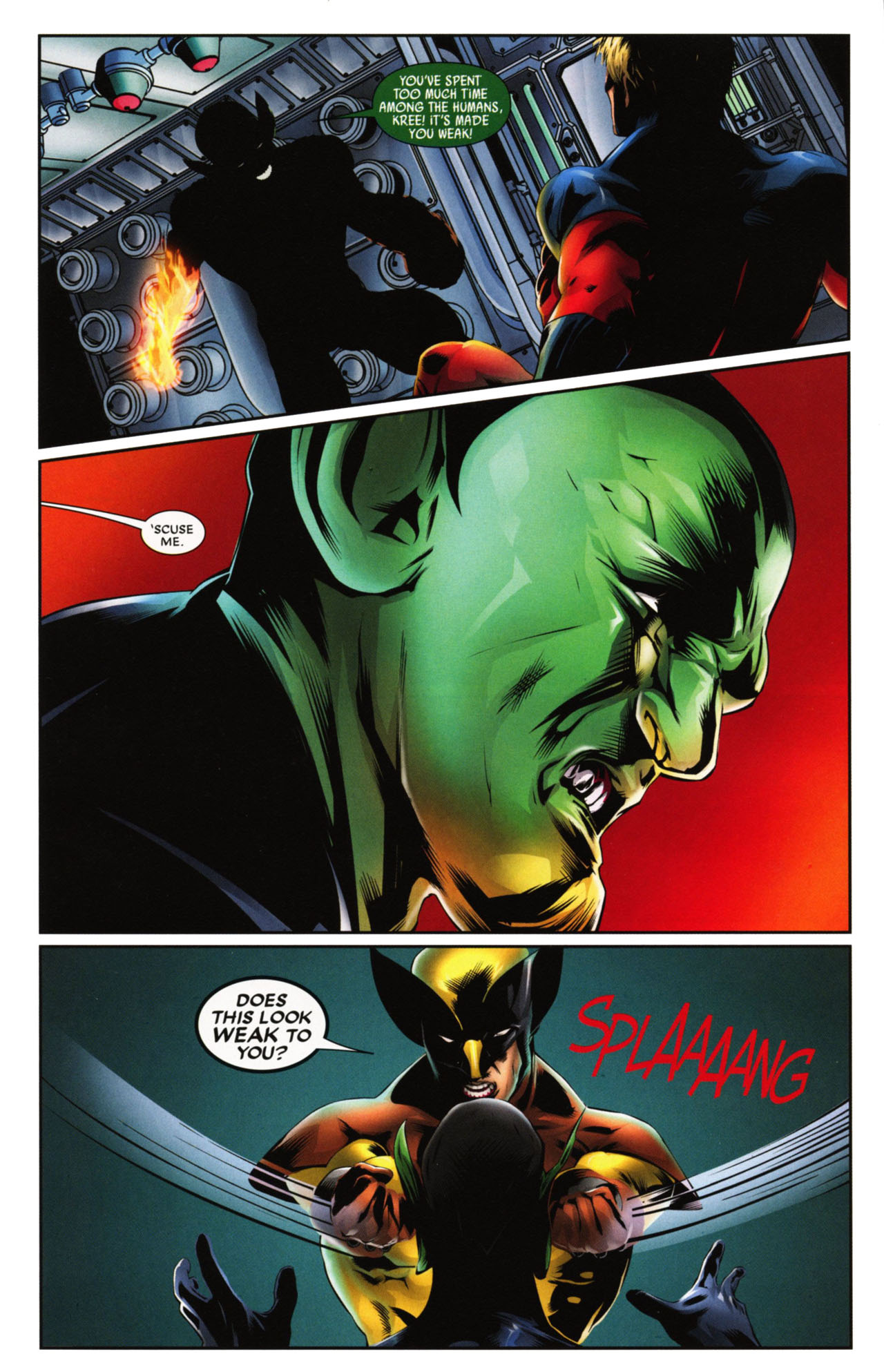 Read online Wolverine: First Class comic -  Issue #20 - 8