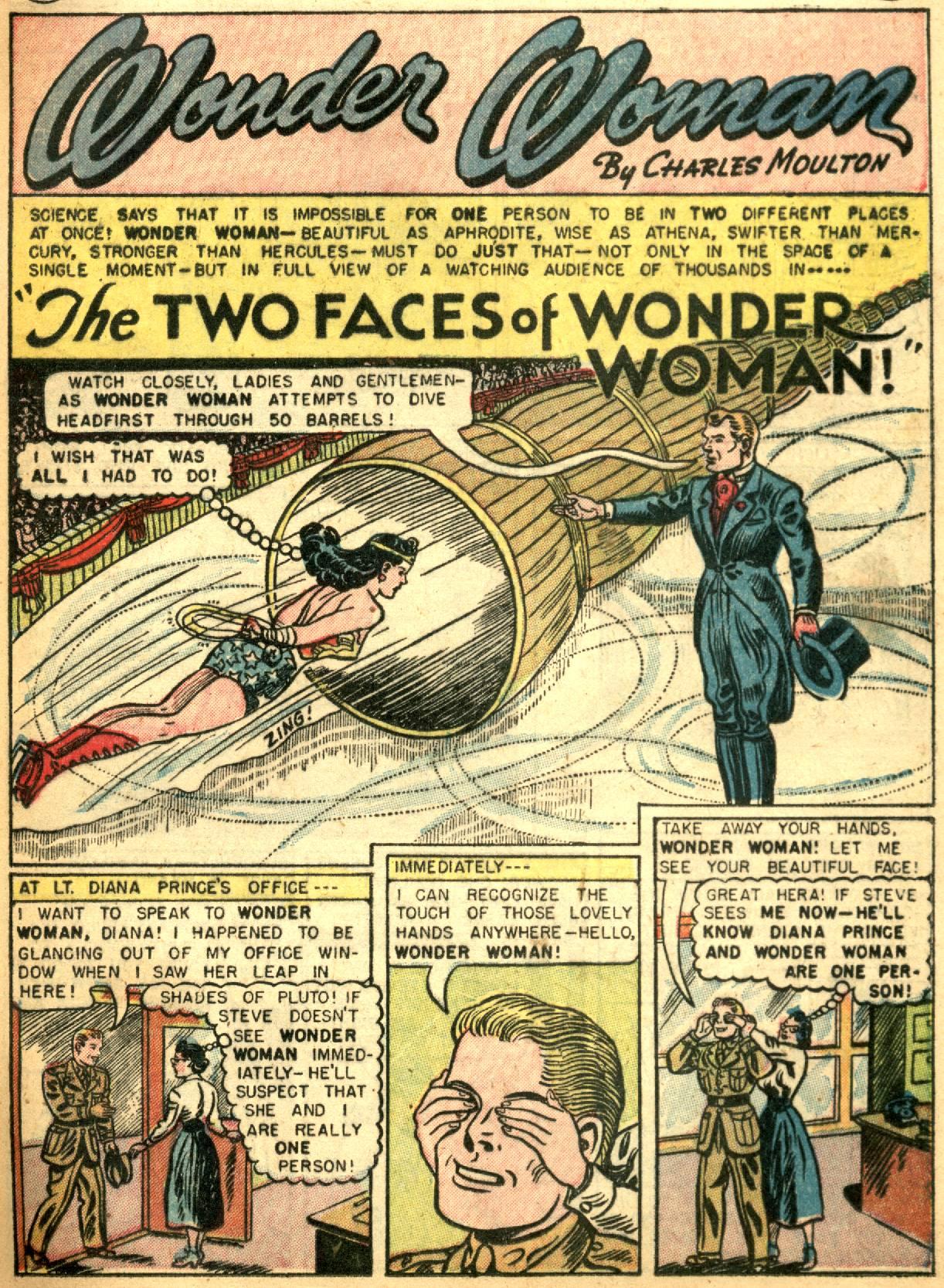 Read online Wonder Woman (1942) comic -  Issue #73 - 13