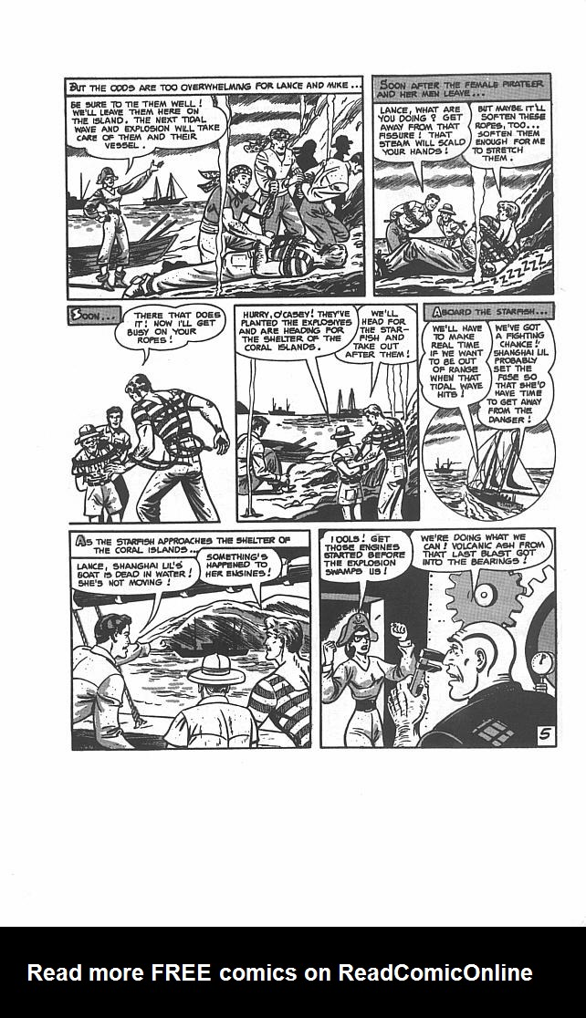 Read online Men of Mystery Comics comic -  Issue #30 - 40