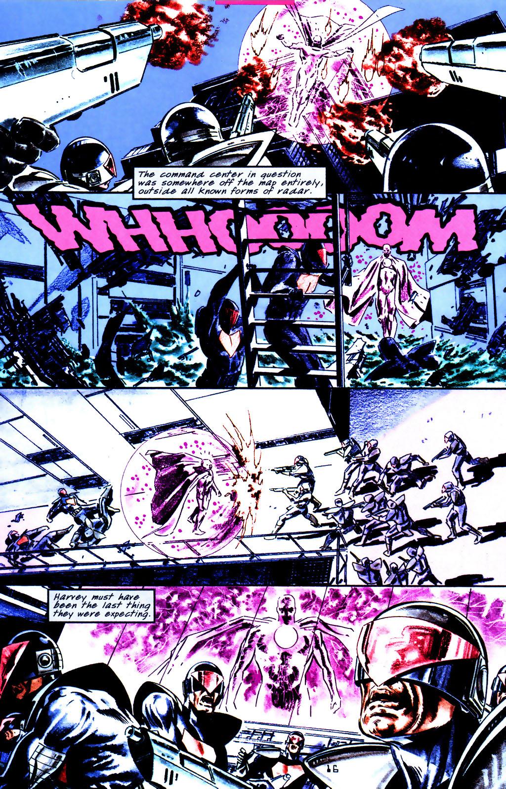 Read online Tangent Comics/ The Superman comic -  Issue # Full - 17