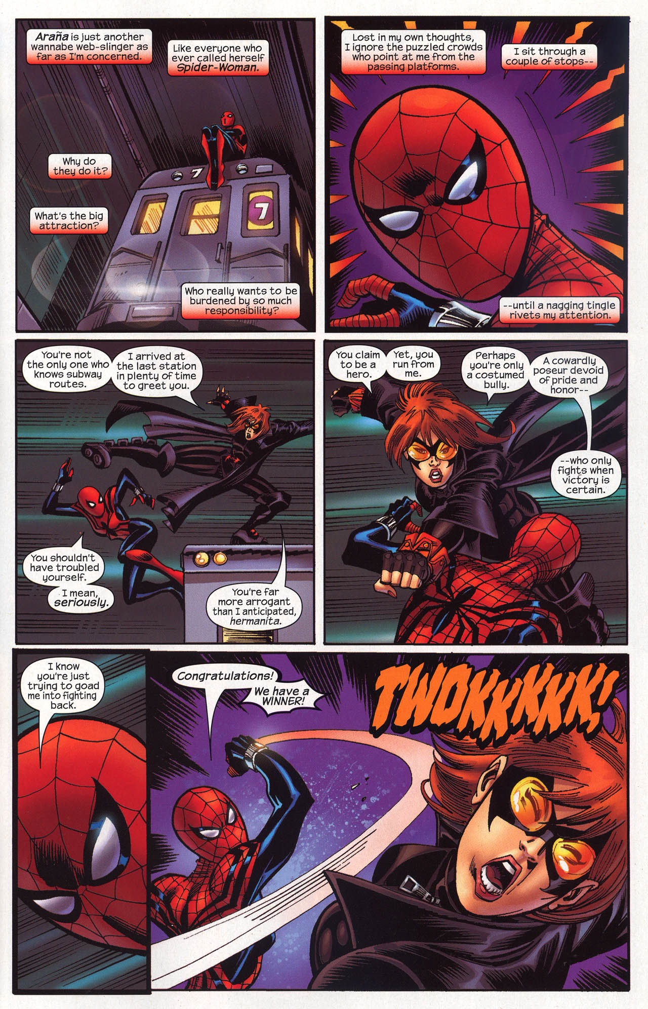 Read online Amazing Spider-Girl comic -  Issue #19 - 26