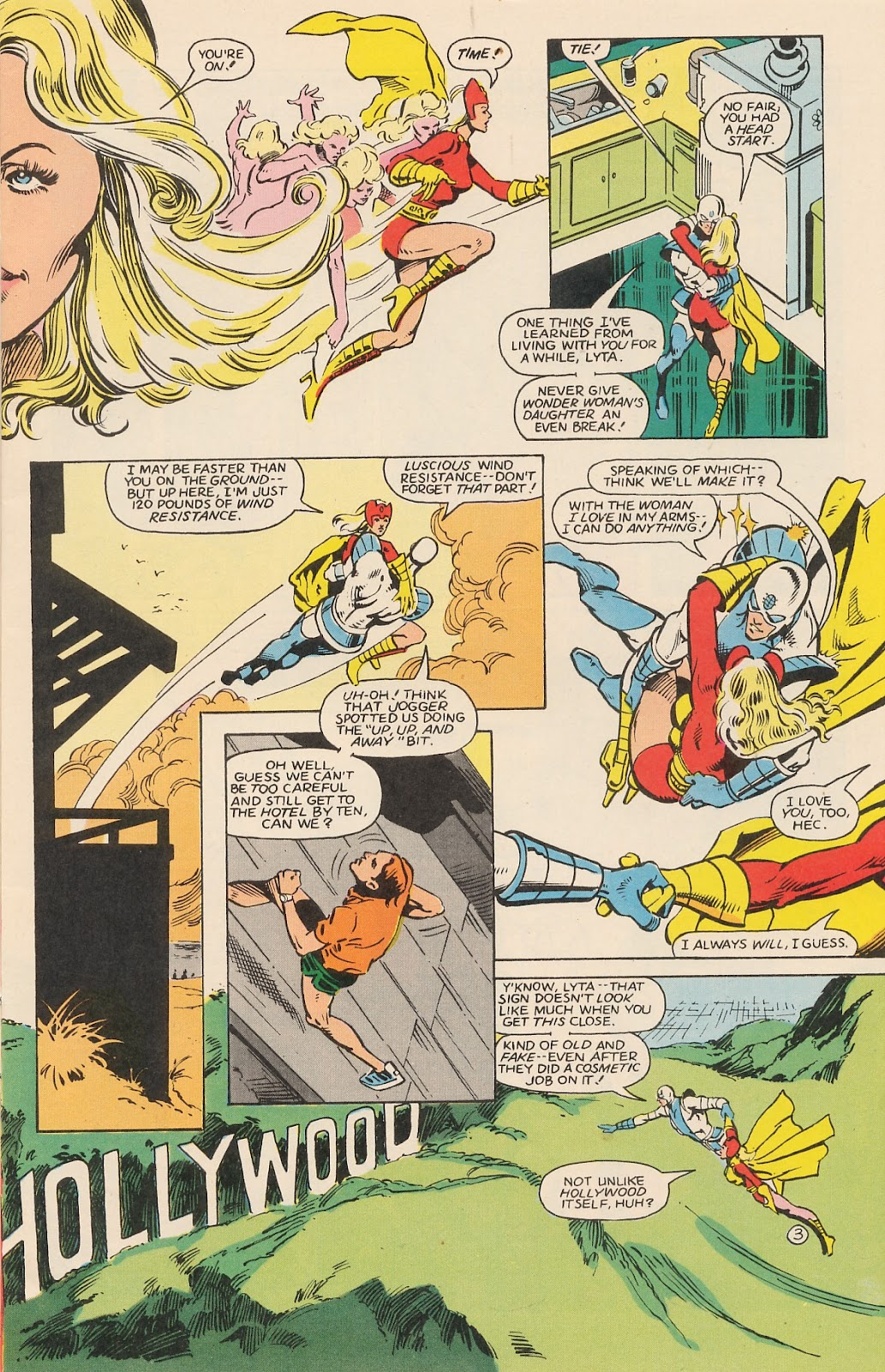 Infinity Inc. (1984) issue 12 - Page 5