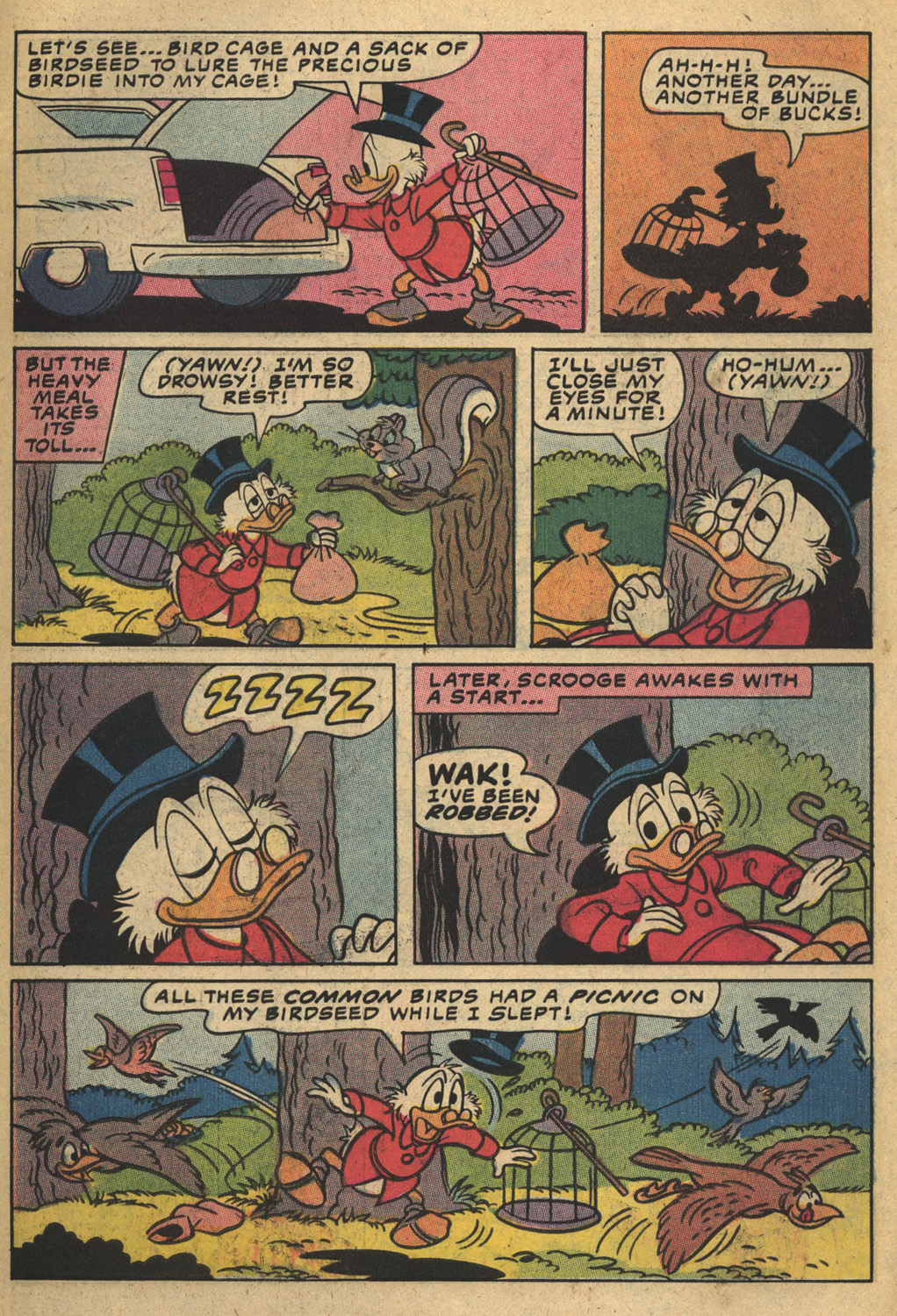 Read online Uncle Scrooge (1953) comic -  Issue #193 - 30
