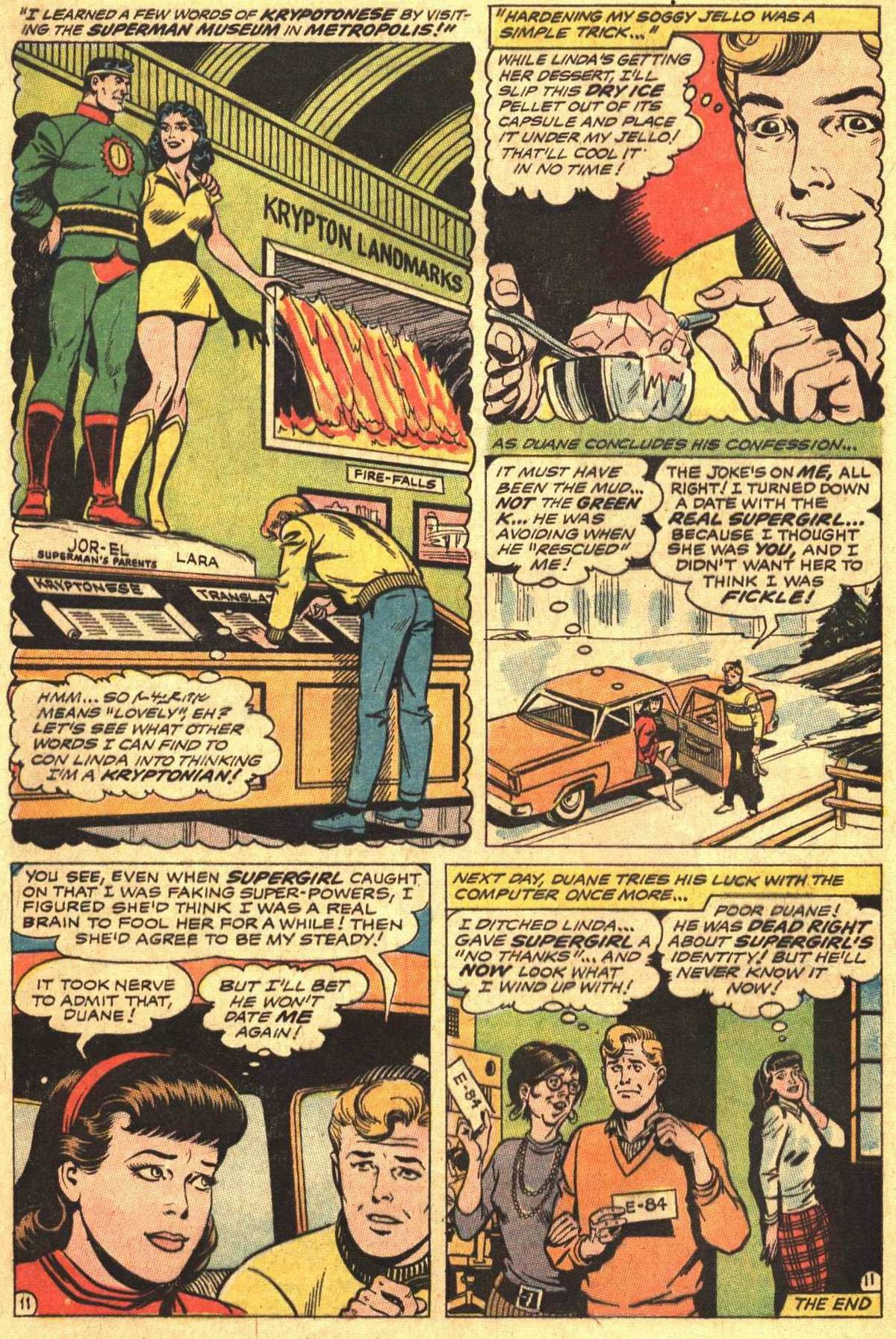 Read online Action Comics (1938) comic -  Issue #361 - 32
