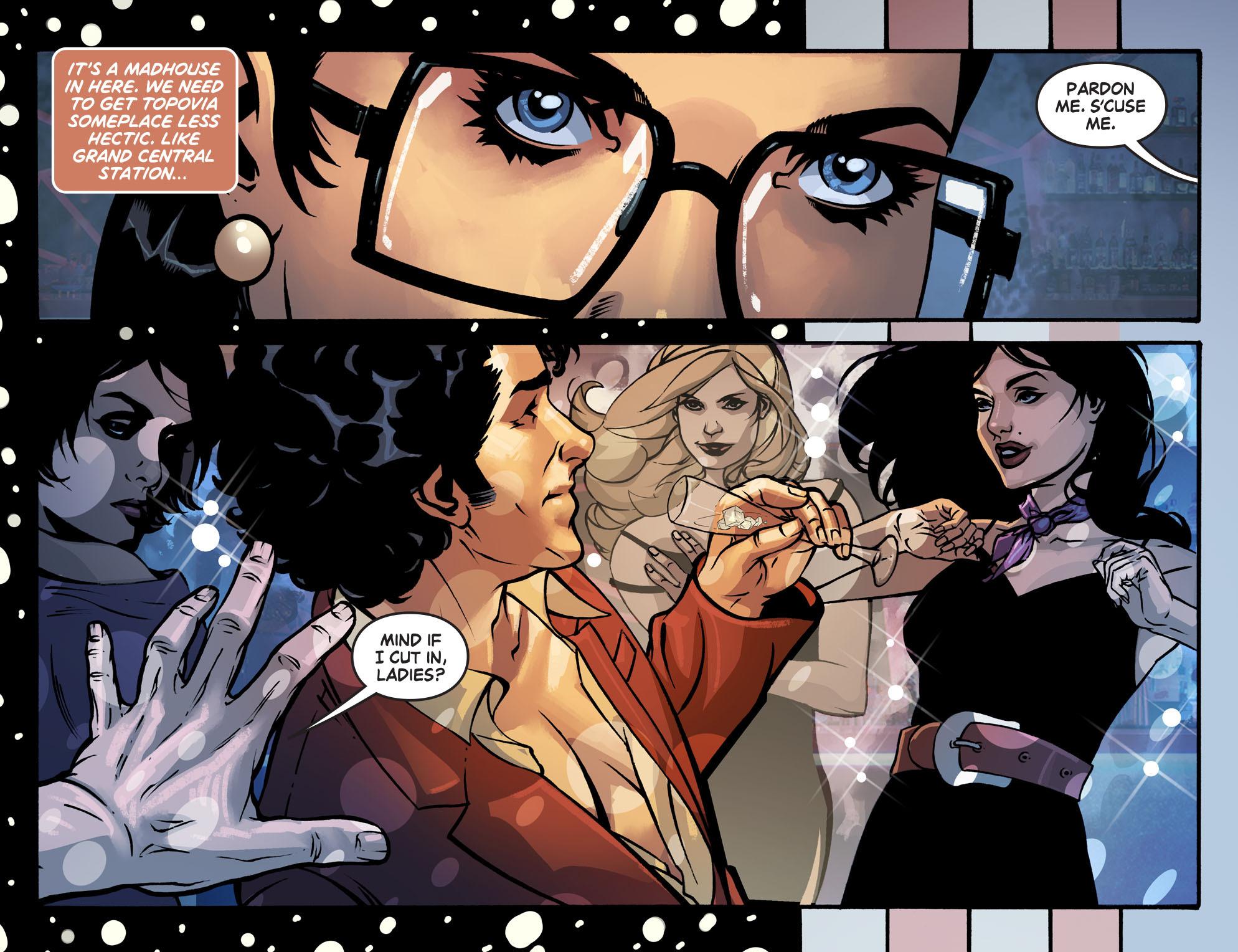 Read online Wonder Woman '77 [I] comic -  Issue #2 - 5