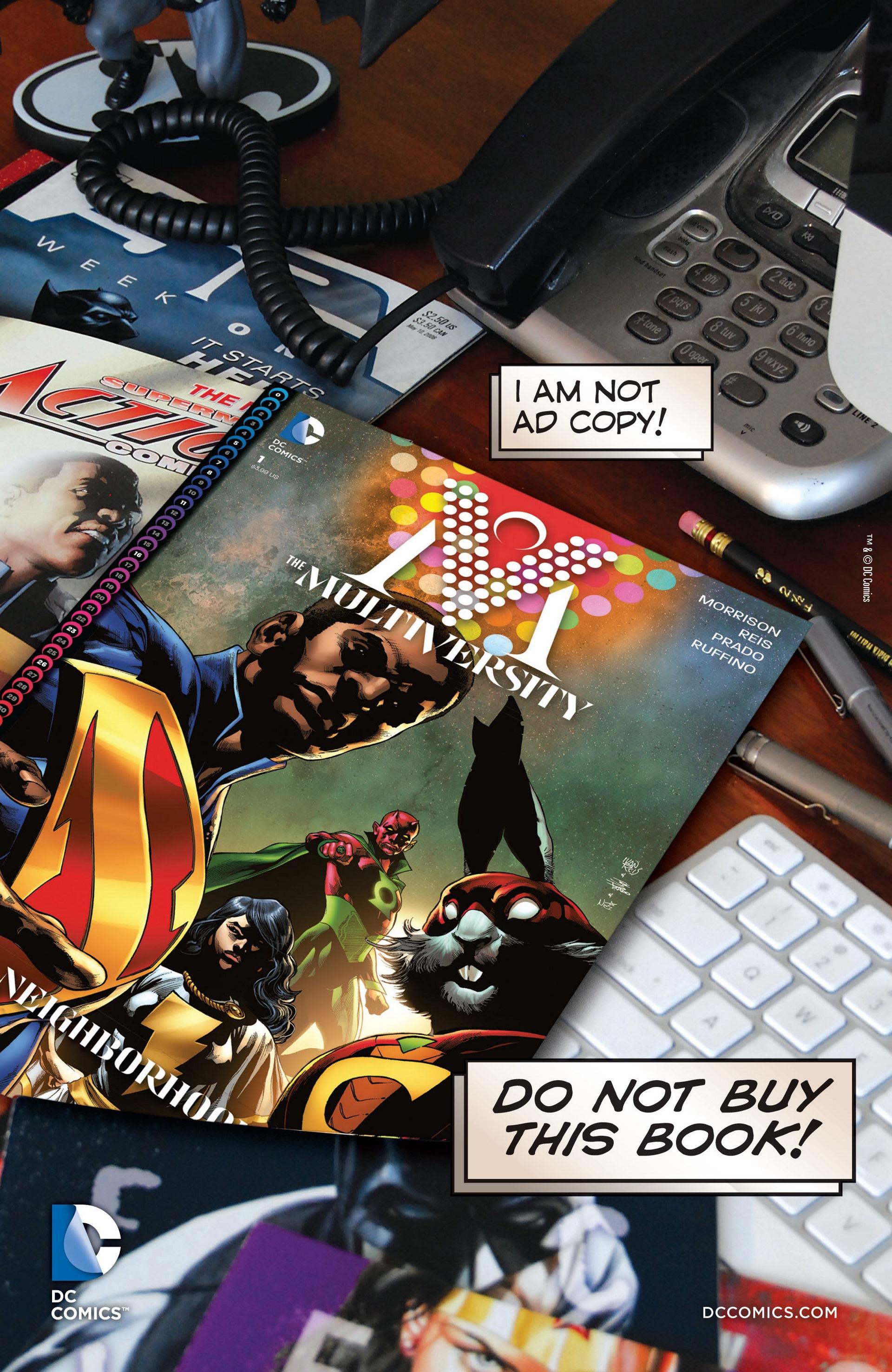 Read online Trinity of Sin: The Phantom Stranger comic -  Issue #22 - 26
