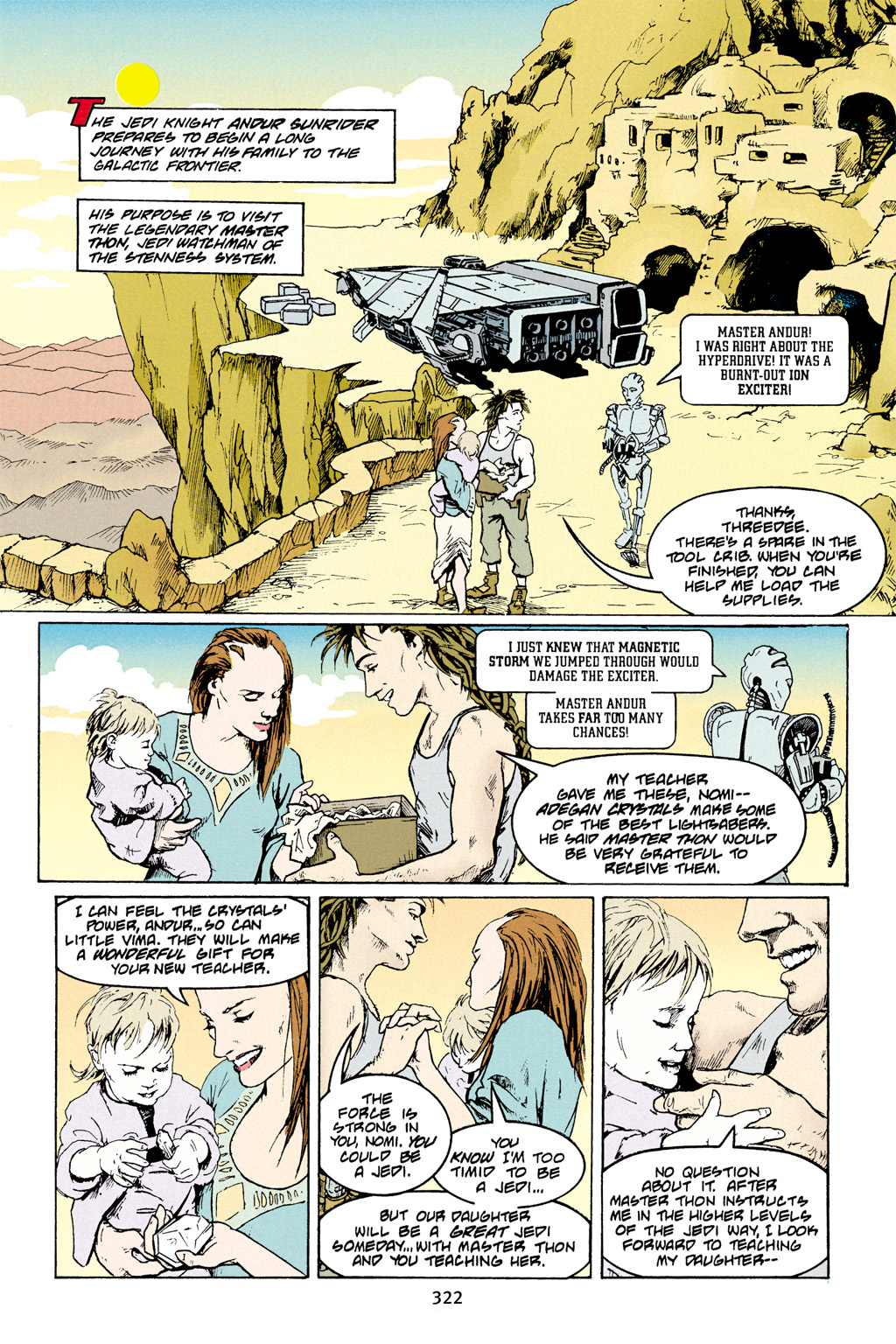 Read online Star Wars Omnibus comic -  Issue # Vol. 4 - 311