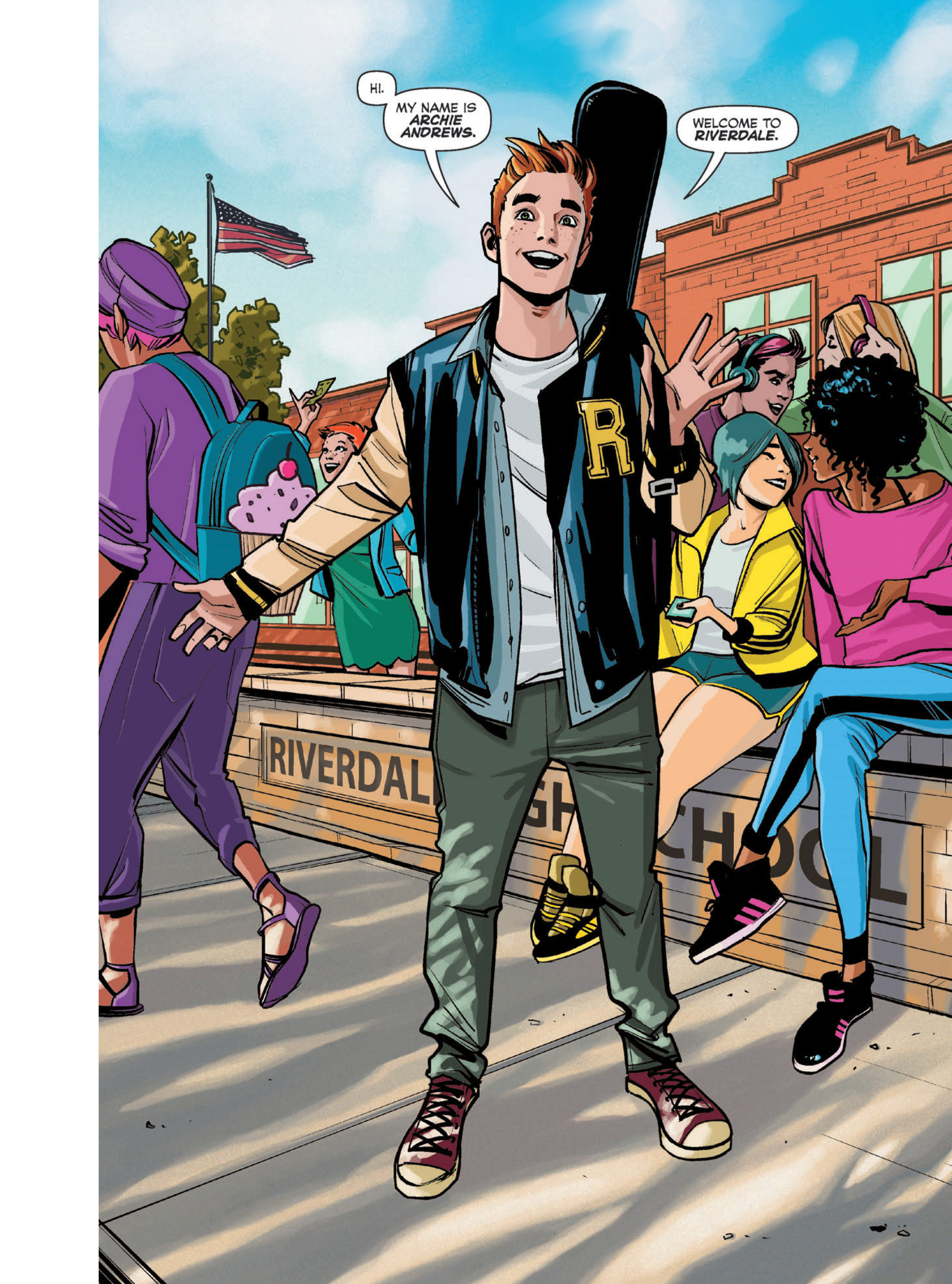 Read online Archie 75th Anniversary Digest comic -  Issue #1 - 209