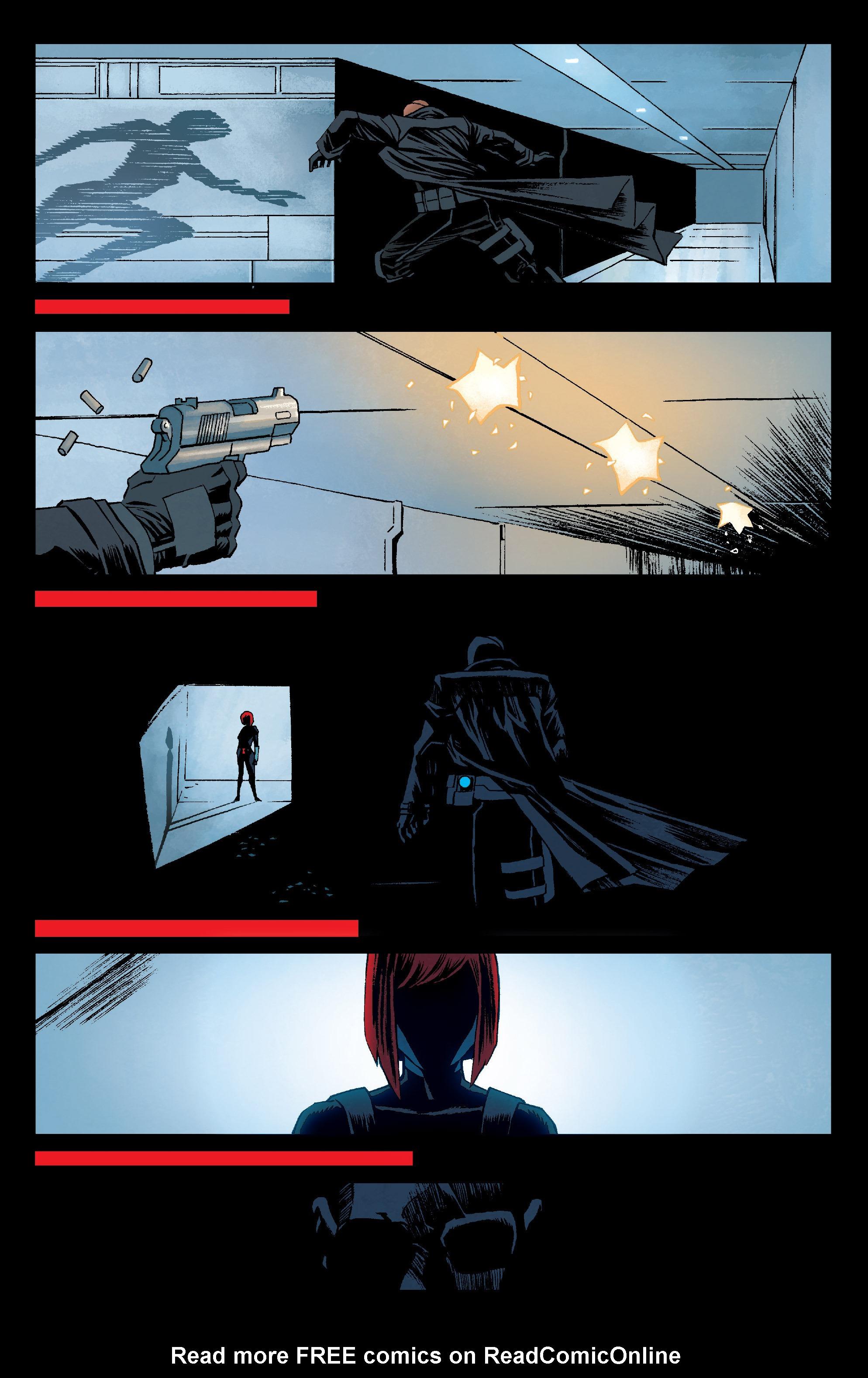 Read online Civil War II: Choosing Sides comic -  Issue #4 - 21