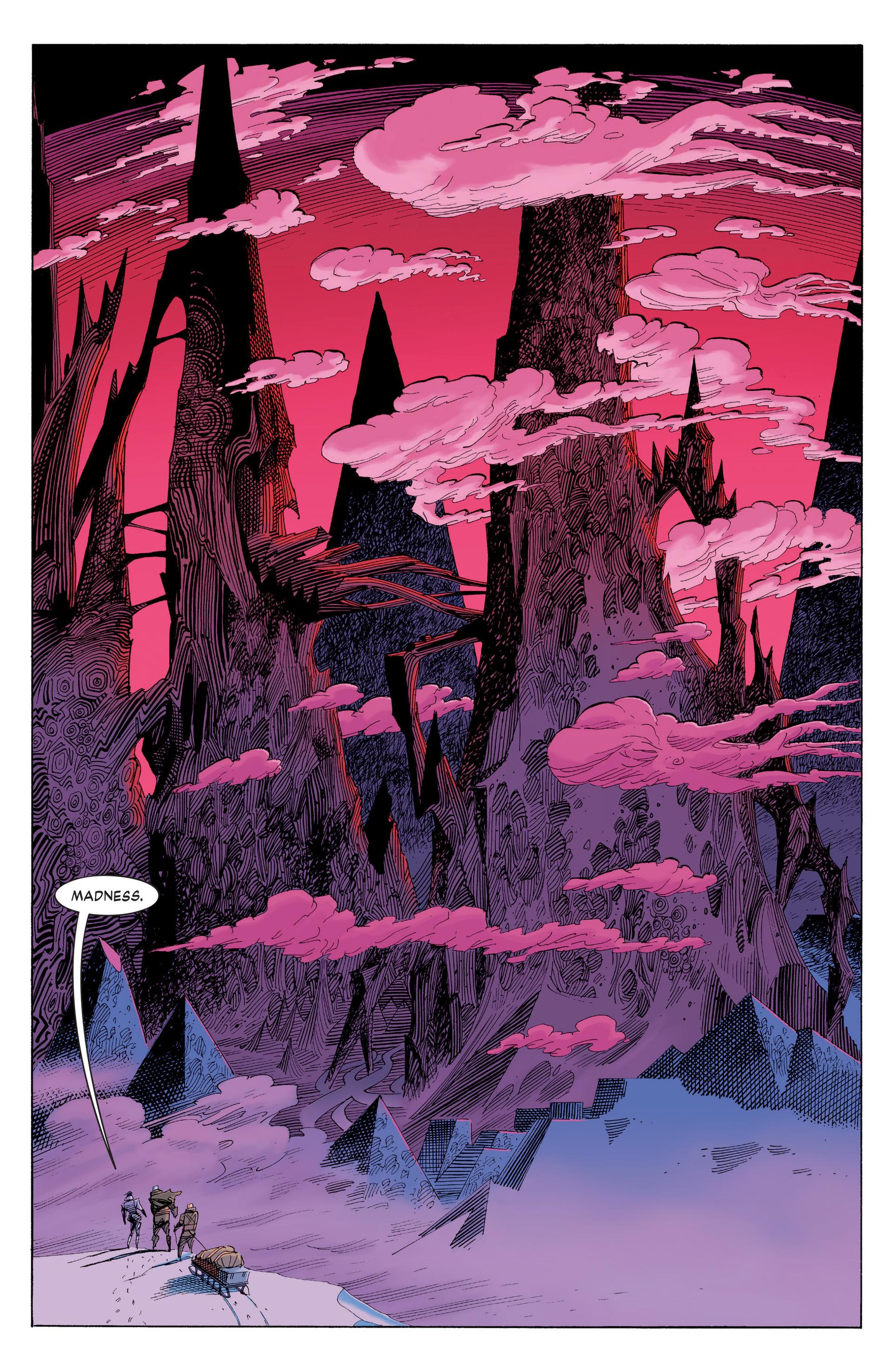 Read online Nemo: Heart of Ice comic -  Issue # Full - 35