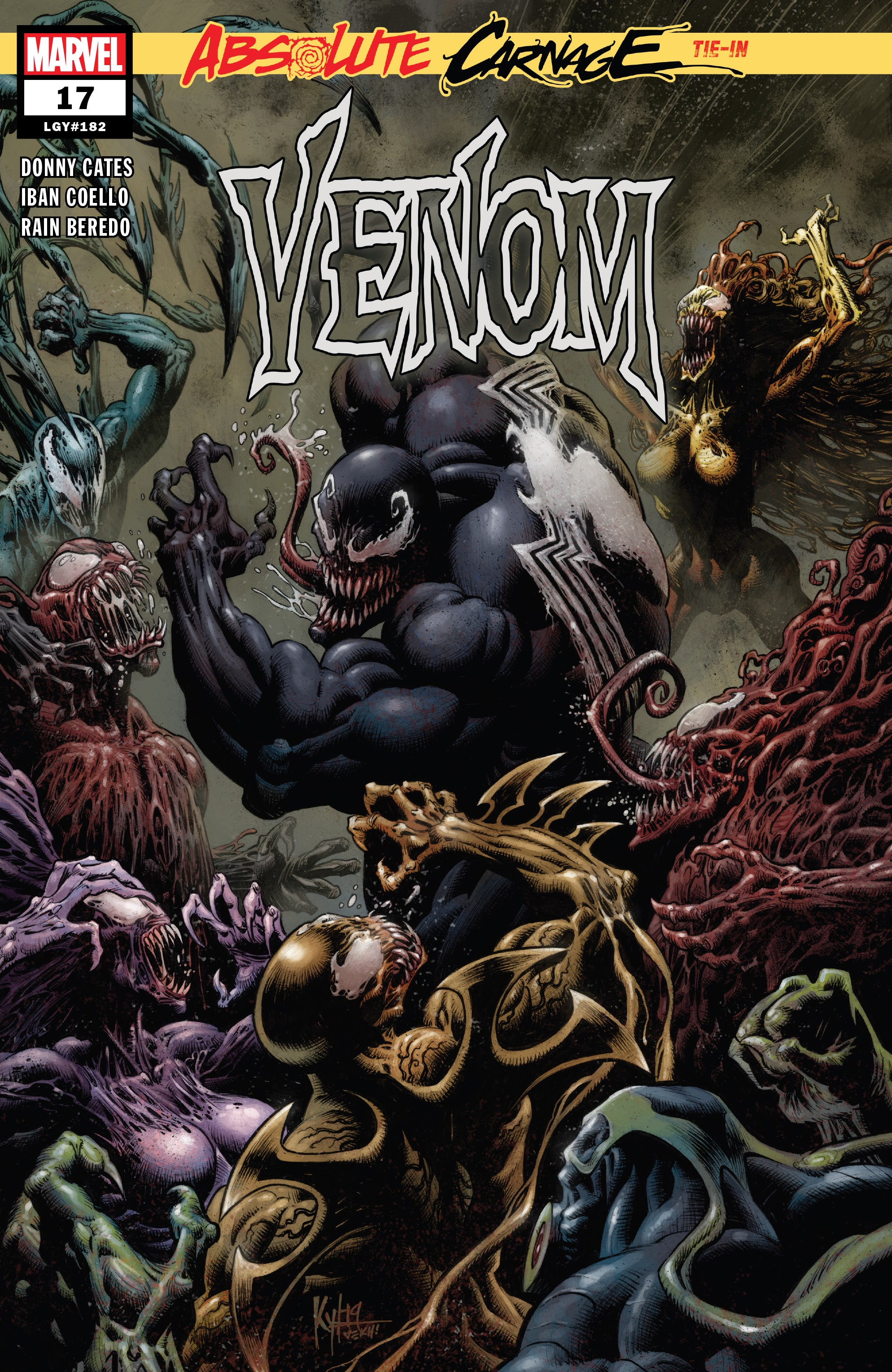 Venom (2018) 17 Page 1