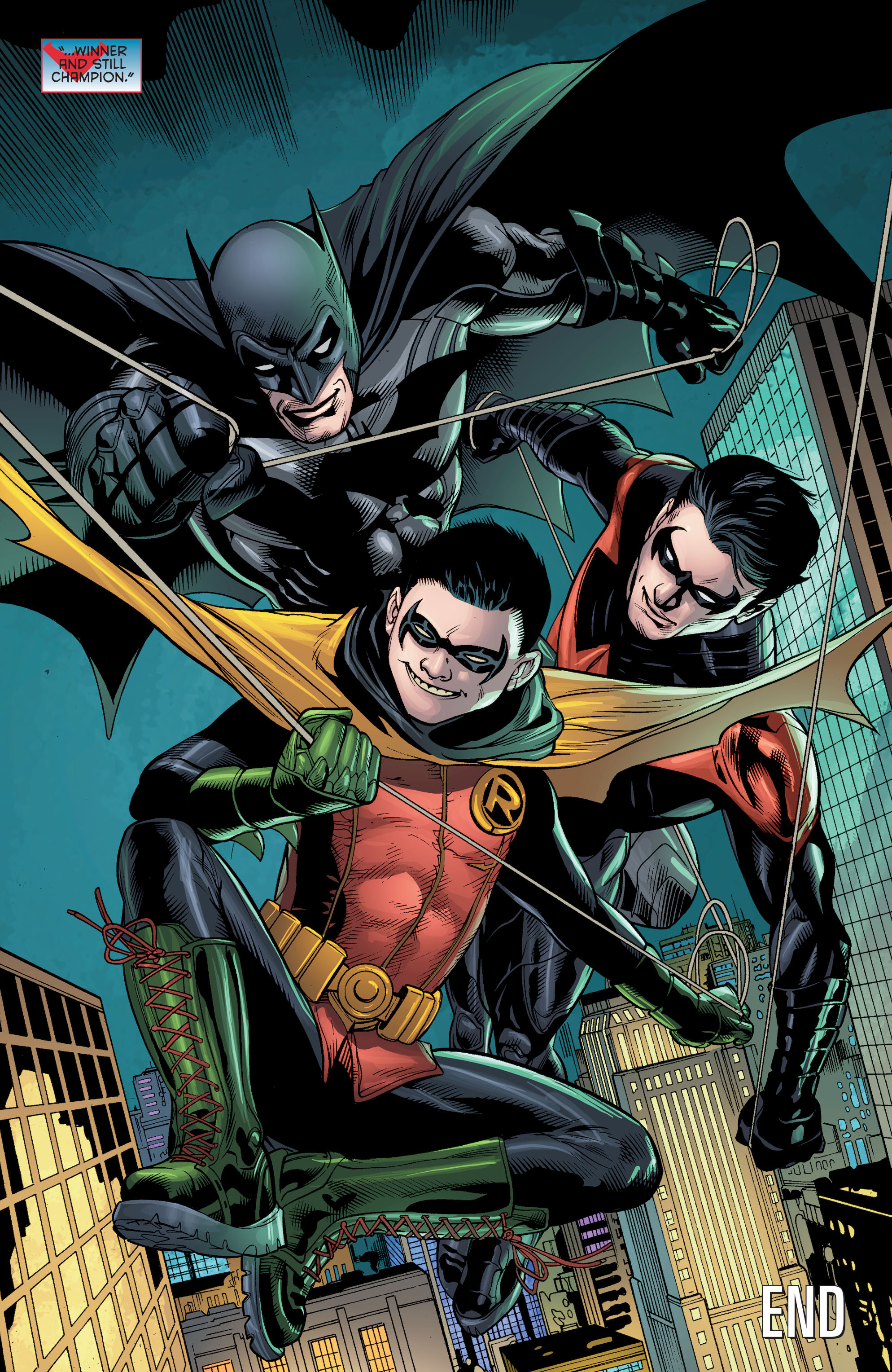 Read online Batman and Robin (2011) comic -  Issue # Annual 2 - 38