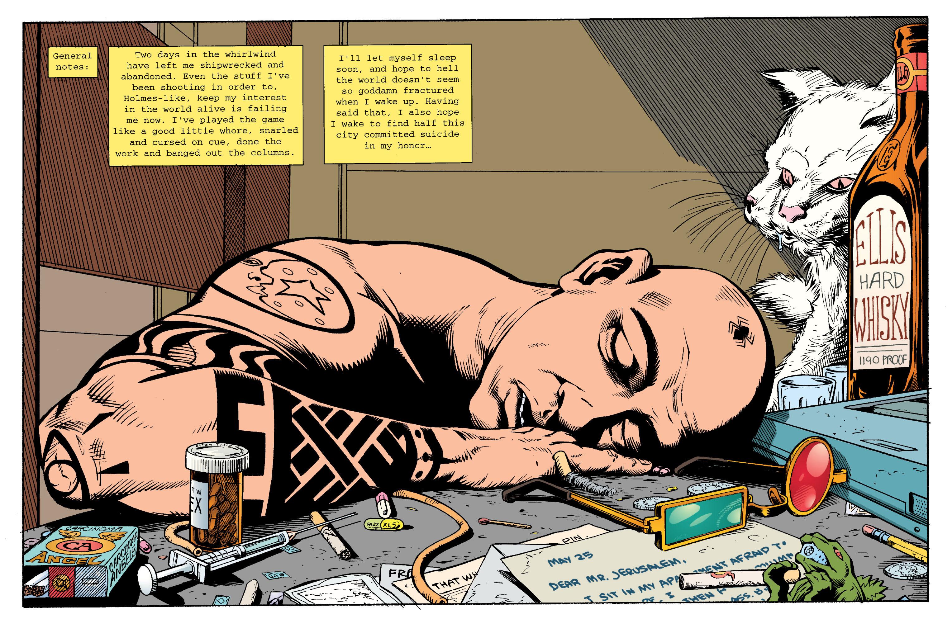 Read online Transmetropolitan comic -  Issue #15 - 16
