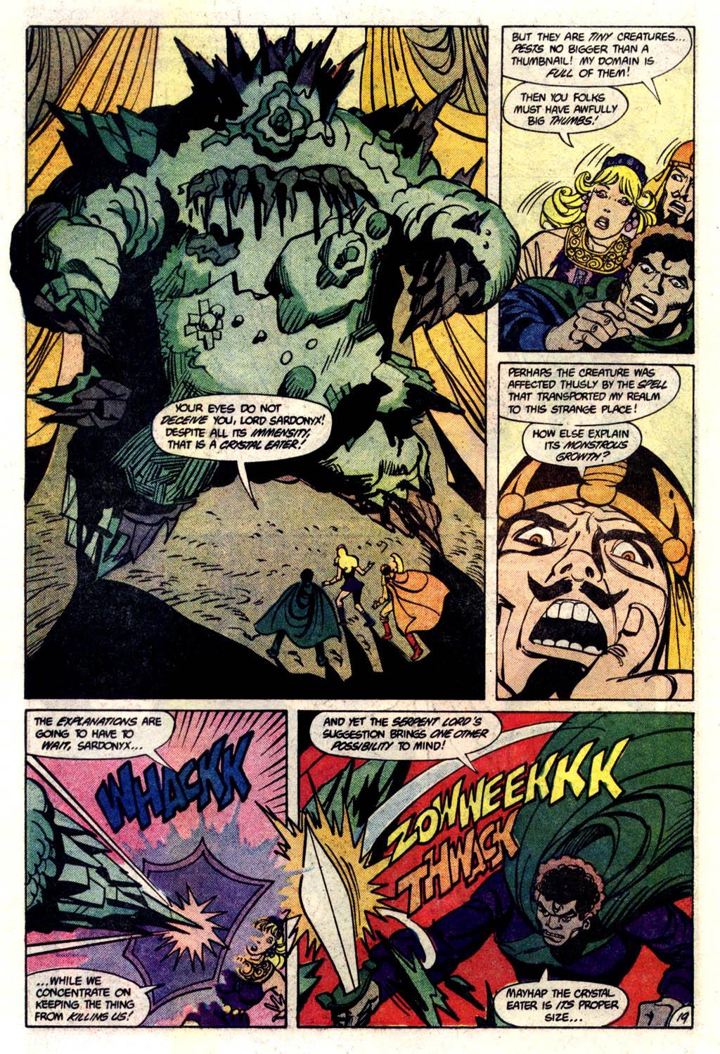 Read online Amethyst (1985) comic -  Issue #6 - 20