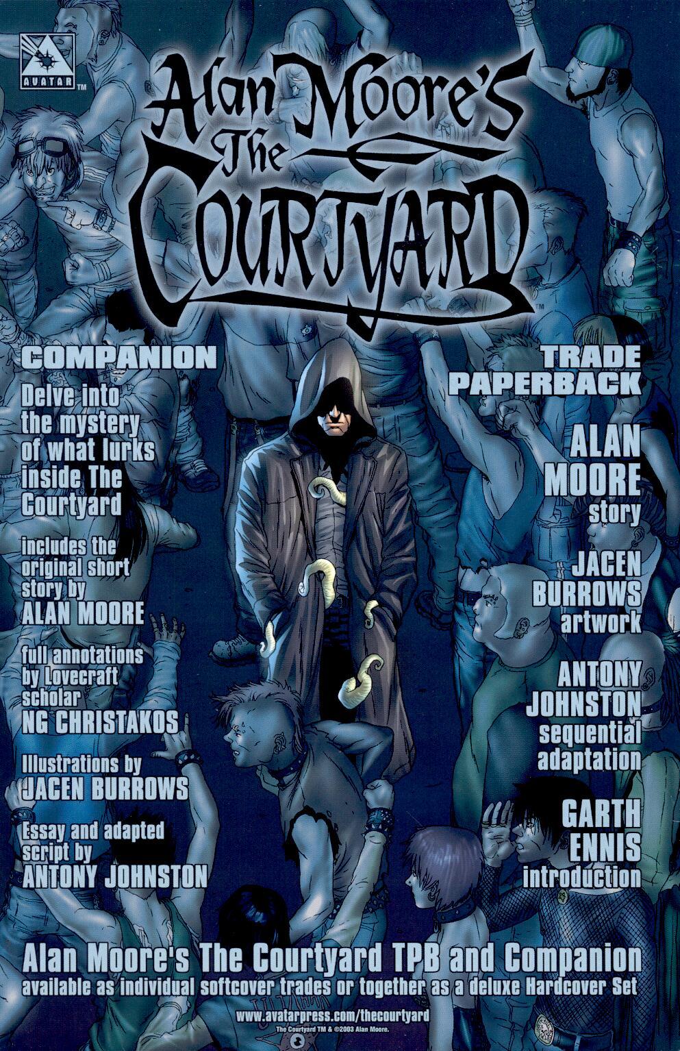 Read online Jungle Fantasy (2002) comic -  Issue #4 - 4