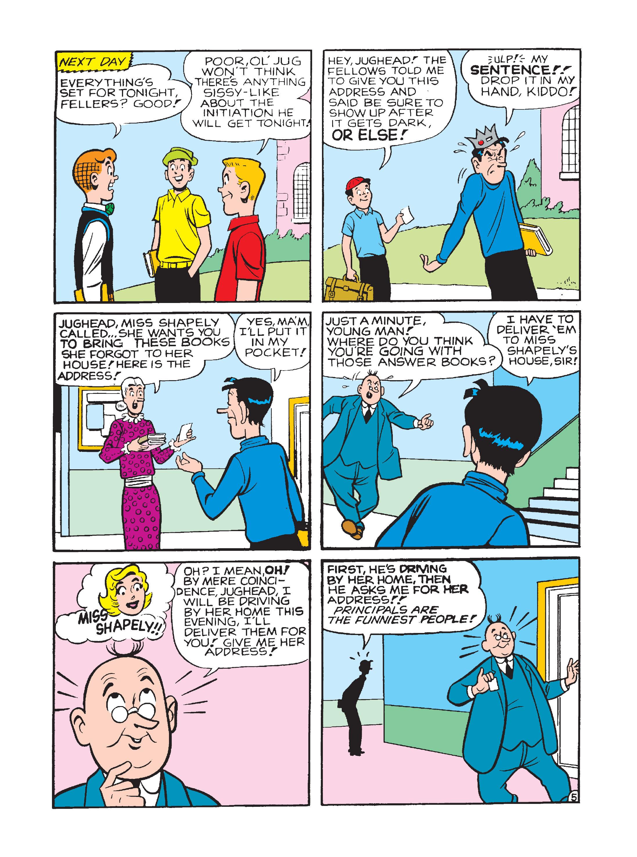 Read online Archie 1000 Page Comics Bonanza comic -  Issue #2 (Part 1) - 38