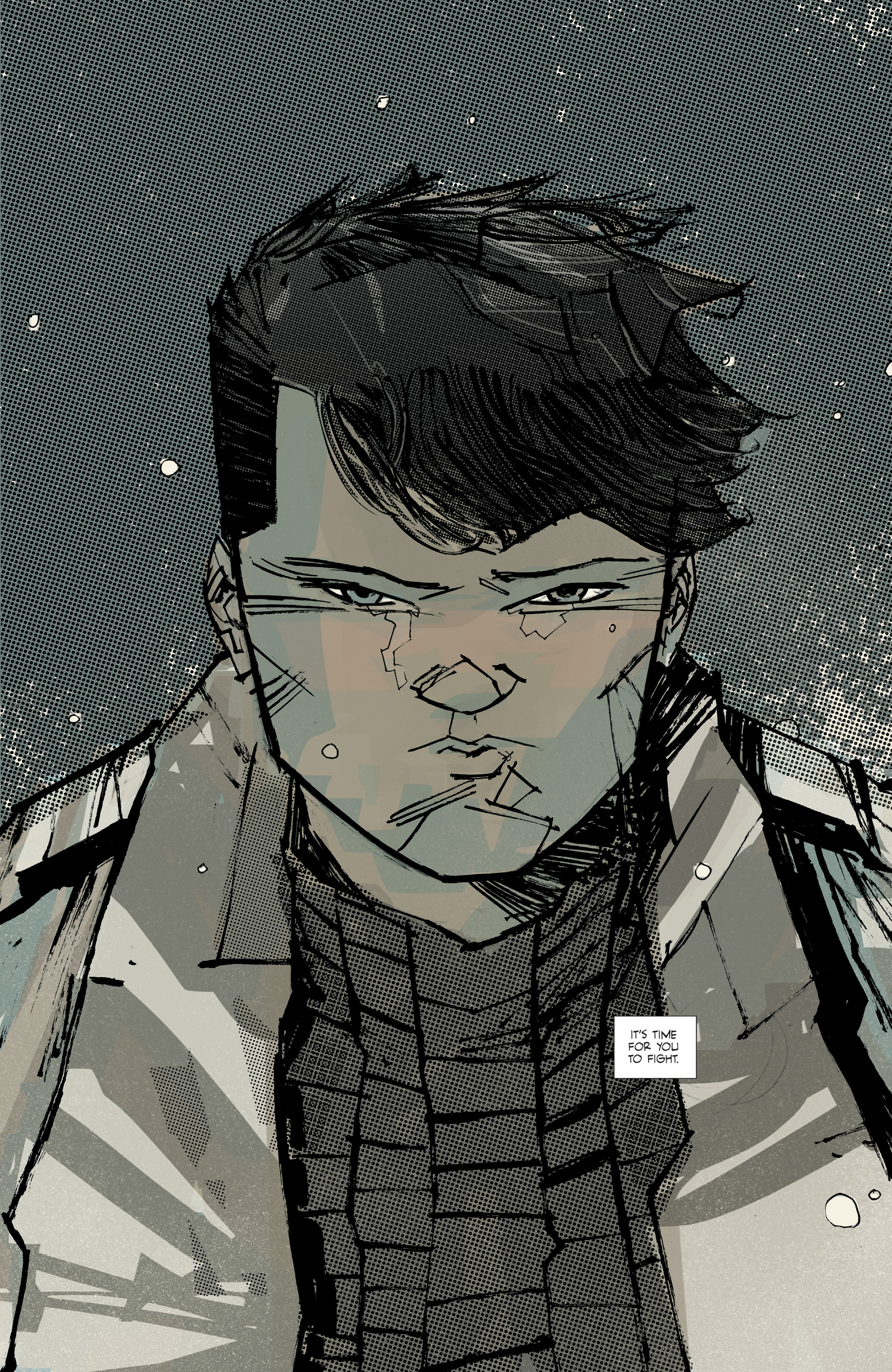 Read online The Few comic -  Issue #5 - 40