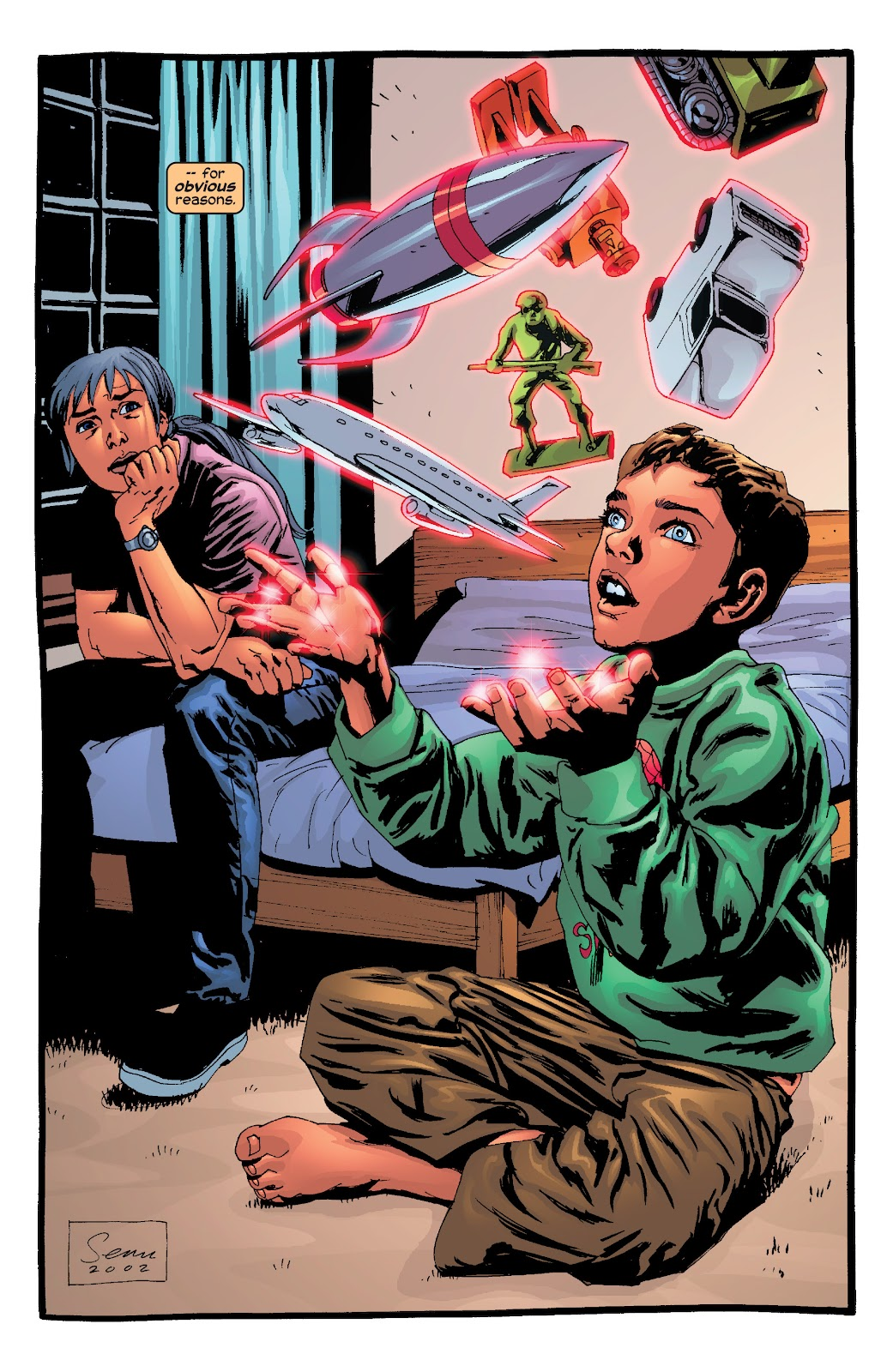 Read online X-Men: Unstoppable comic -  Issue # TPB (Part 1) - 98