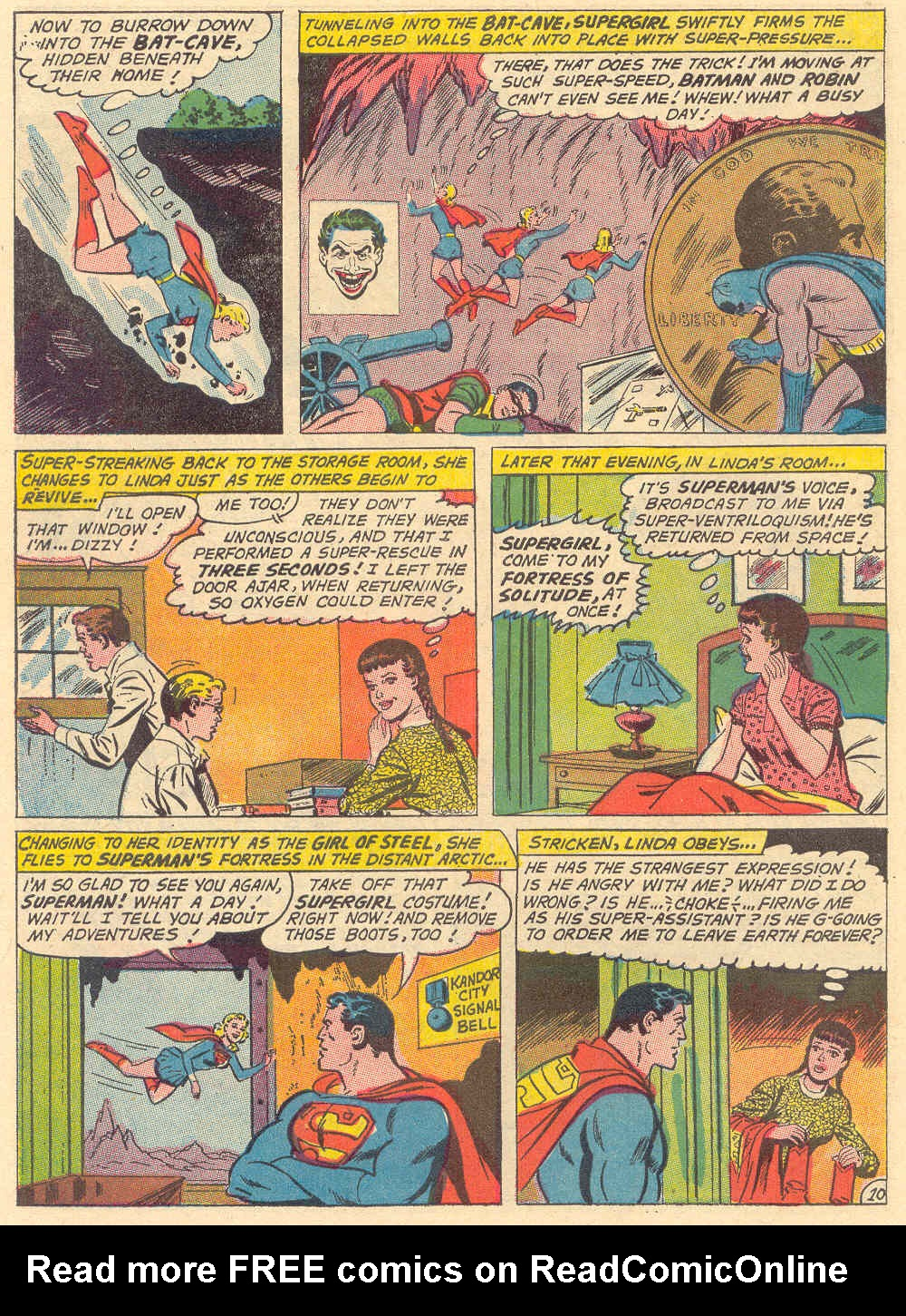 Read online Action Comics (1938) comic -  Issue #341 - 30