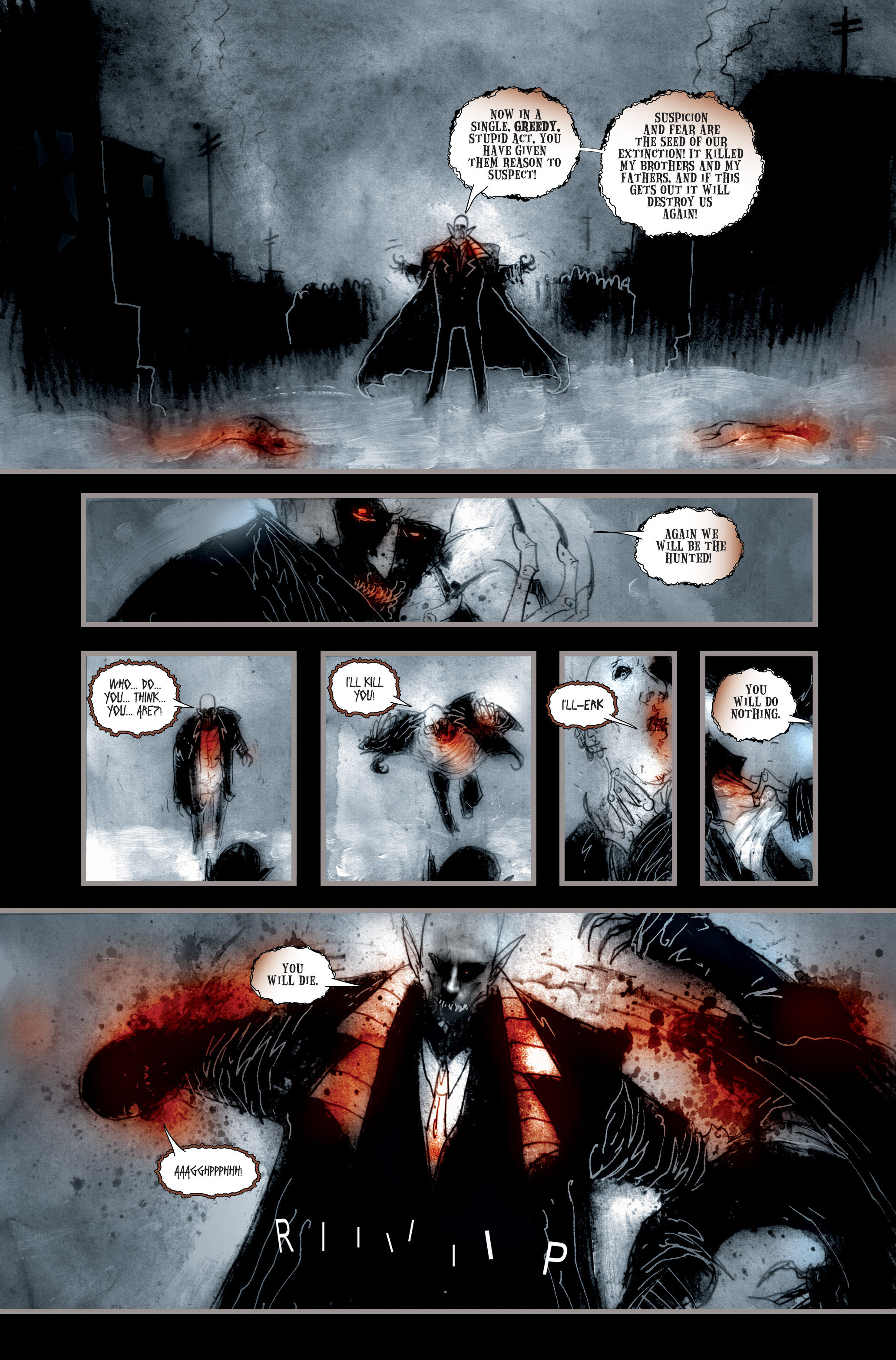 Read online 30 Days of Night (2002) comic -  Issue #2 - 22