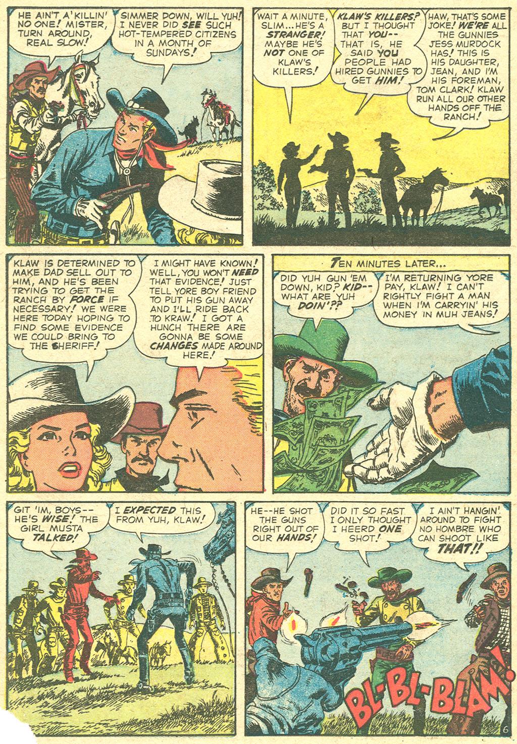 Read online Two-Gun Kid comic -  Issue #51 - 16