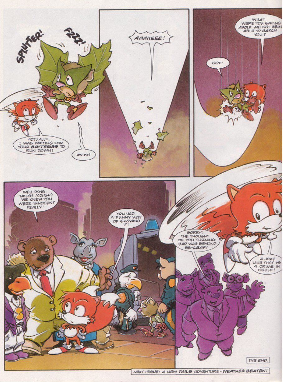Read online Sonic the Comic comic -  Issue #114 - 14