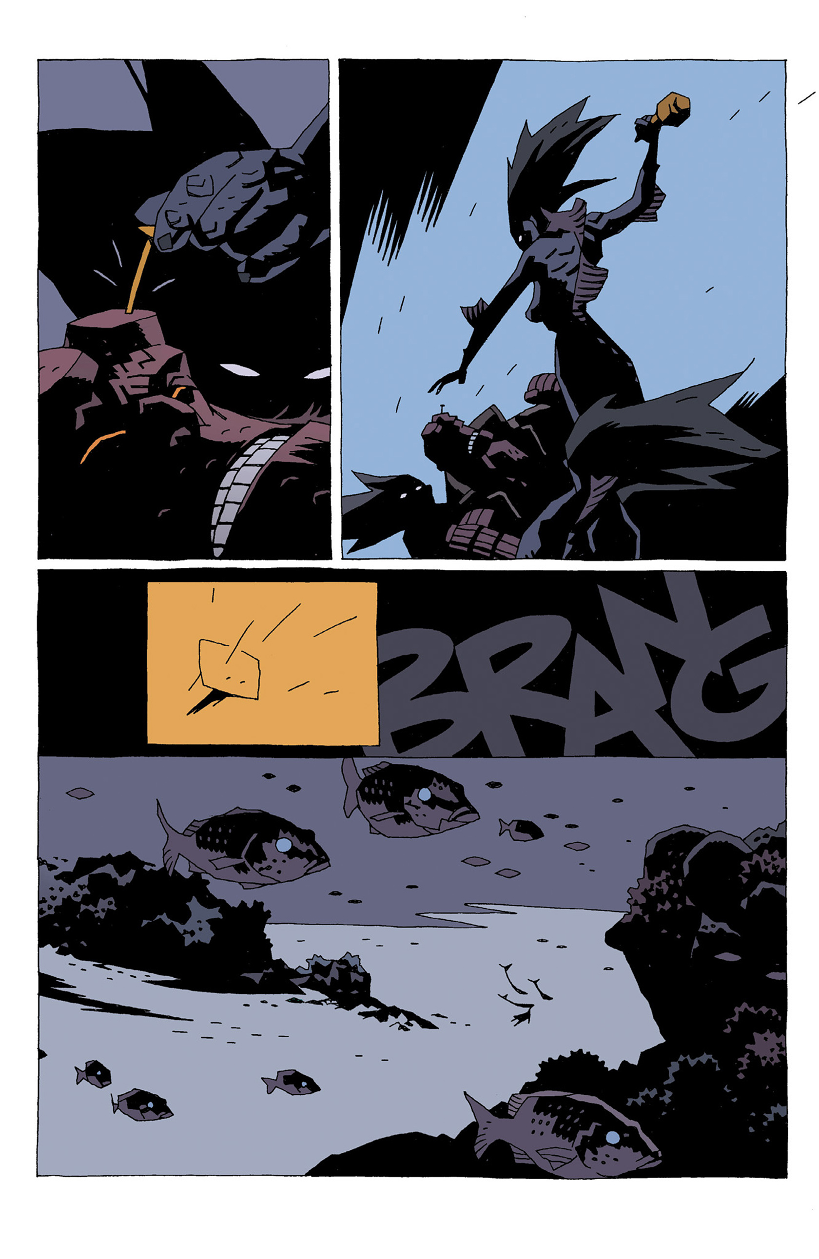 Read online Hellboy: Strange Places comic -  Issue # TPB - 24