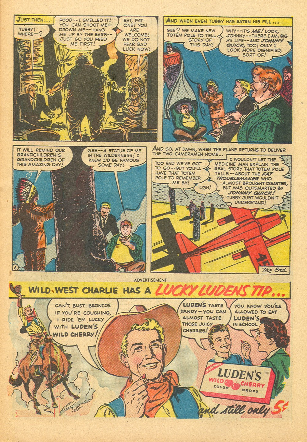 Read online Adventure Comics (1938) comic -  Issue #176 - 30