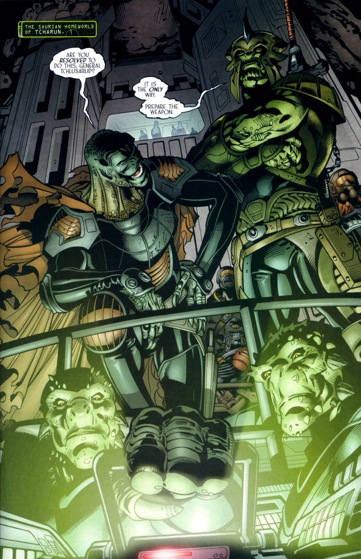 Read online Sigil (2000) comic -  Issue #33 - 5