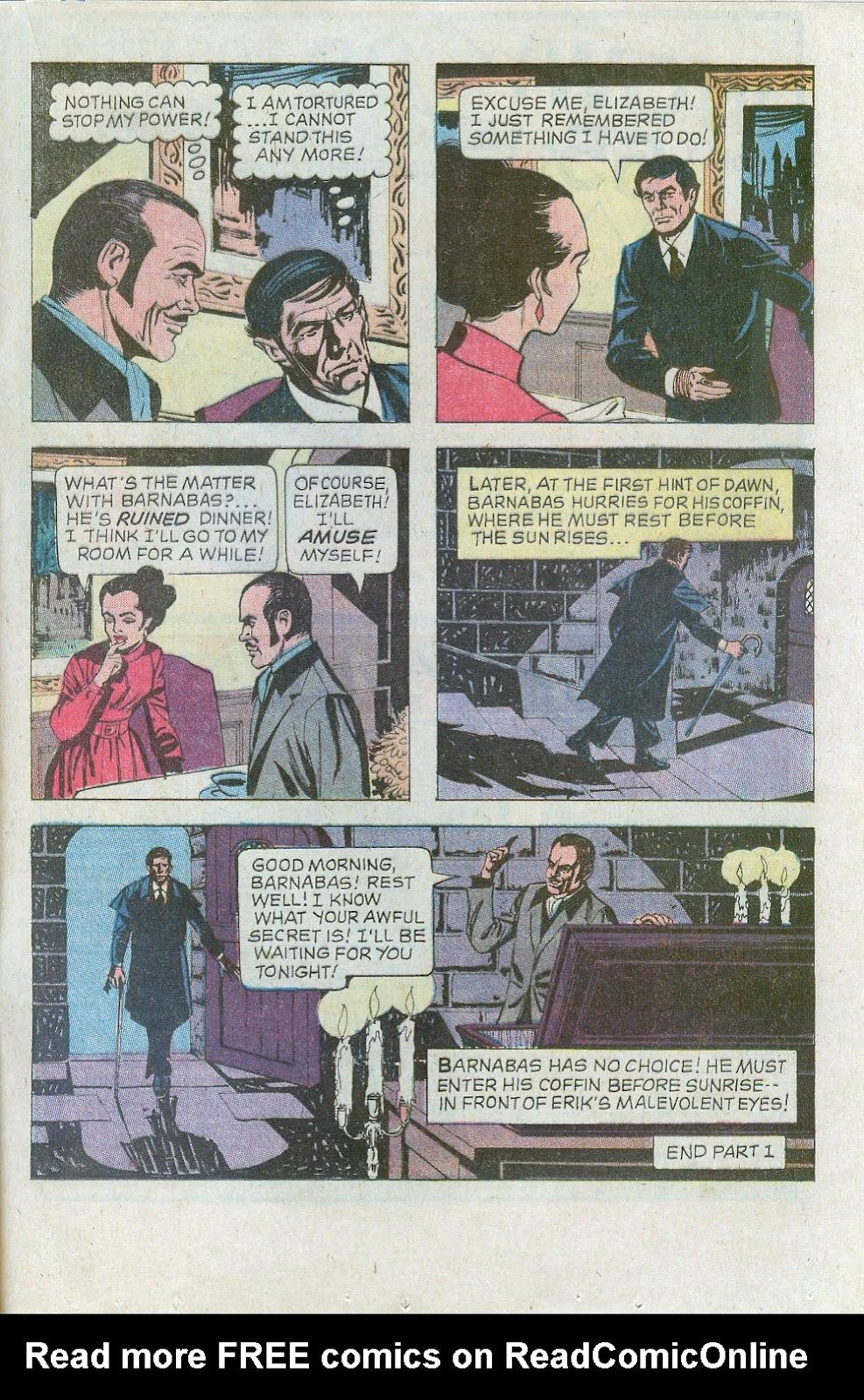 Dark Shadows (1969) issue 18 - Page 17
