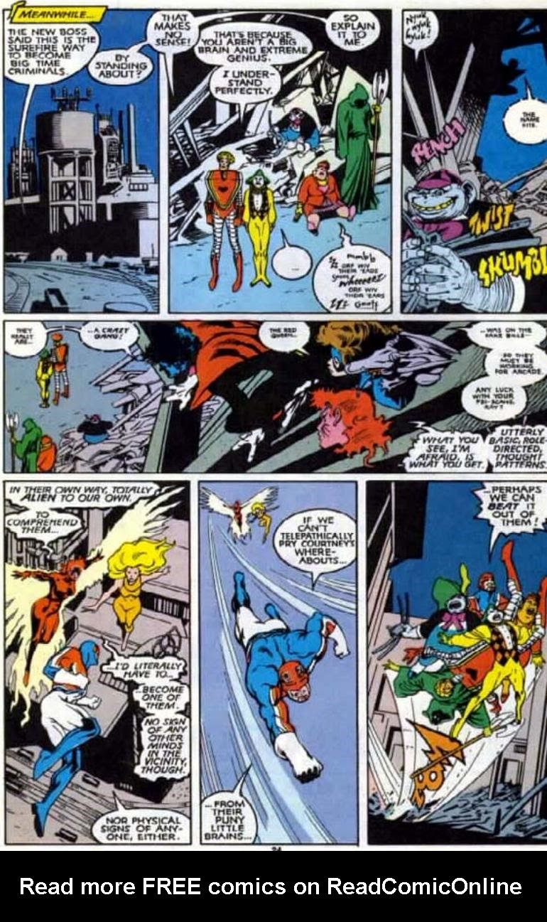 Excalibur (1988) issue 4 - Page 19
