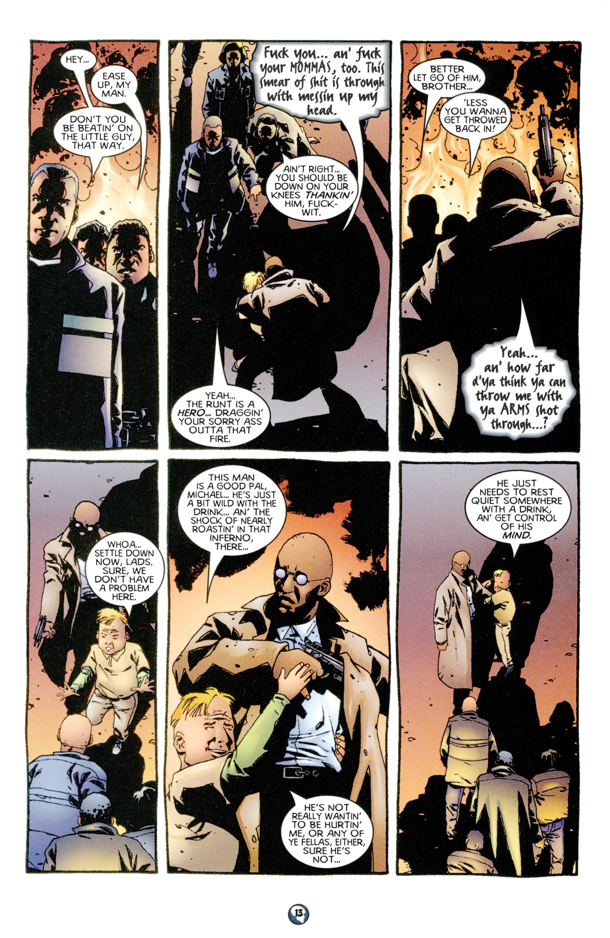 Read online Shadowman (1997) comic -  Issue #6 - 11